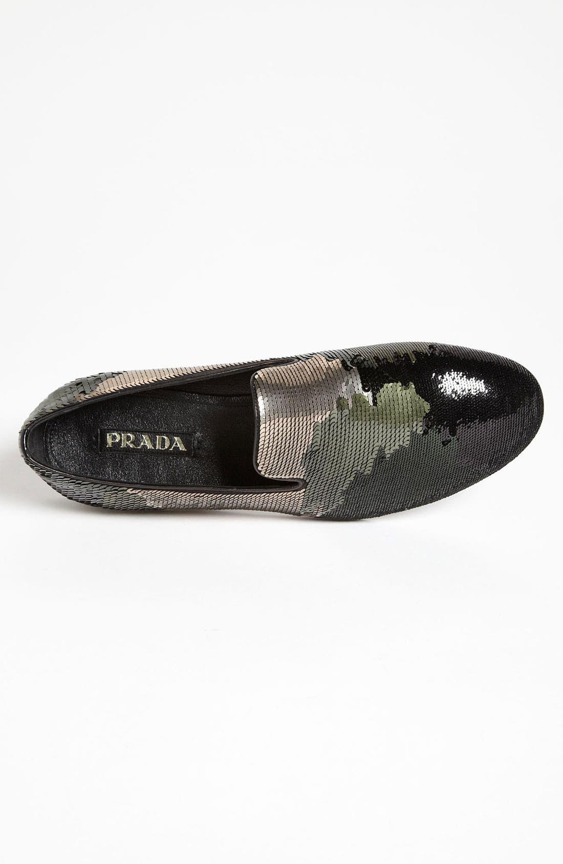 Alternate Image 3  - Prada Sequin Slipper