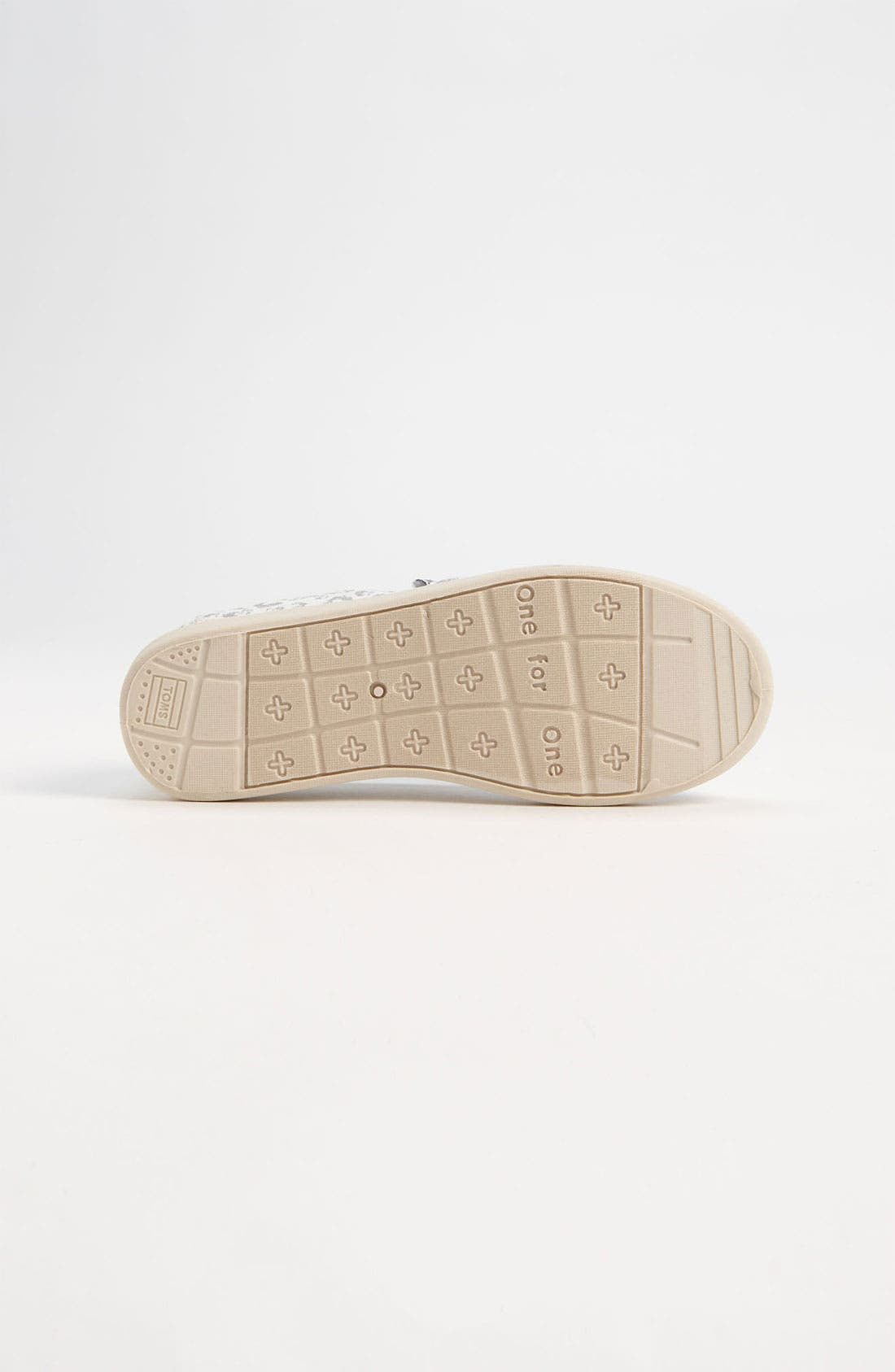 Alternate Image 4  - TOMS 'Classic Youth - Earthwise Leopard' Slip-On (Toddler, Little Kid, Big Kid)