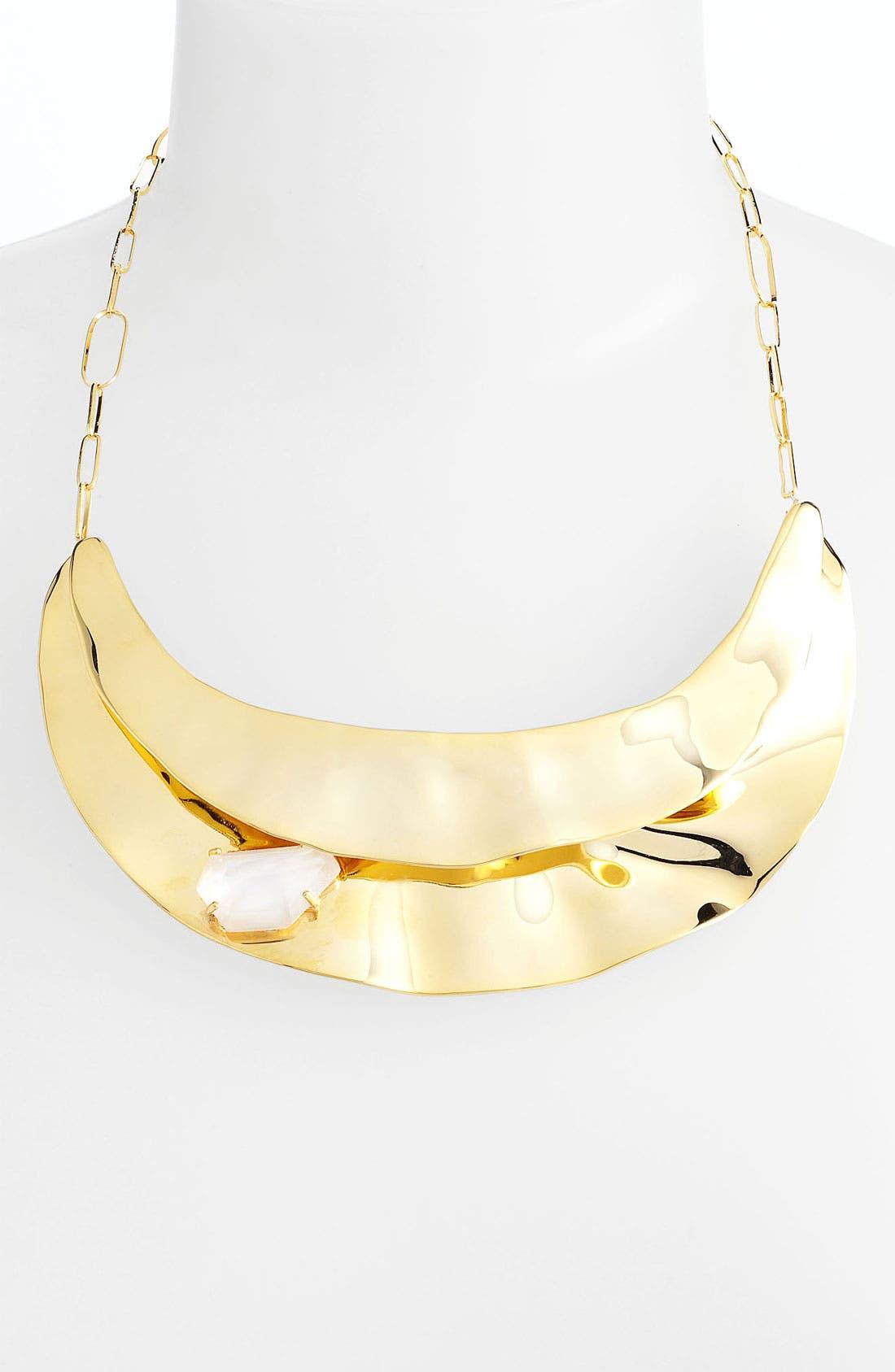 Alternate Image 1 Selected - Alexis Bittar 'Miss Havisham - Bel Air' Tiered Frontal Necklace