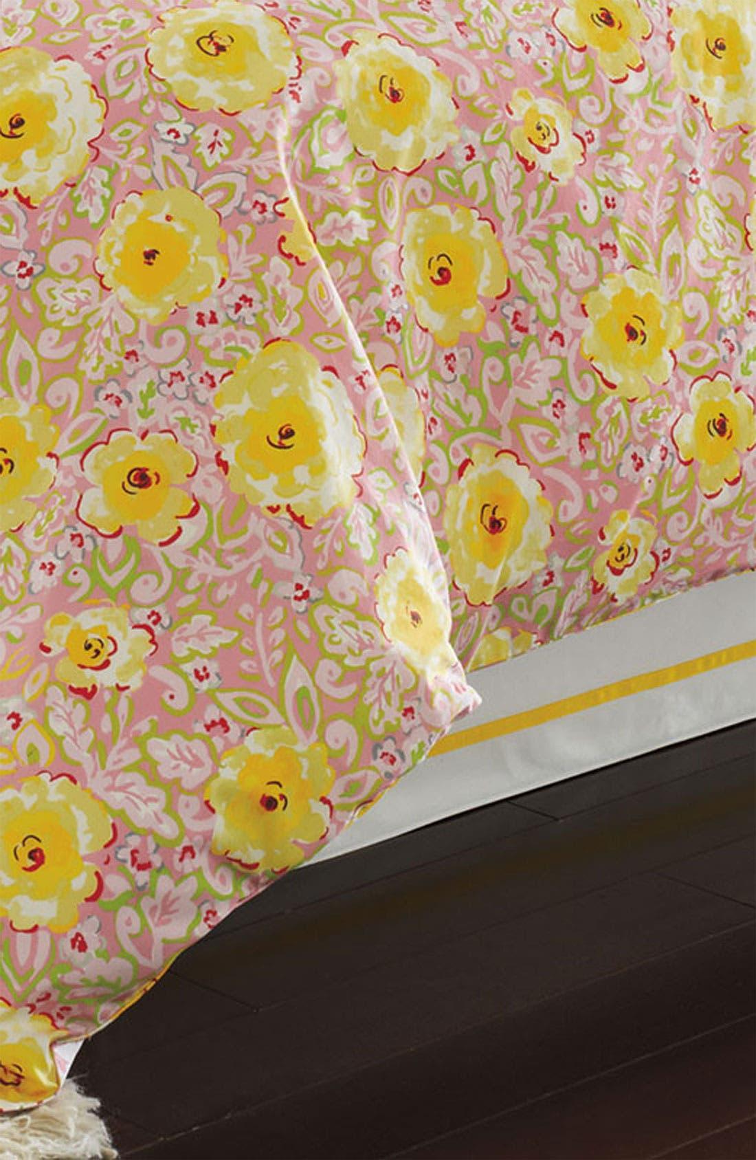 Alternate Image 1 Selected - Dena Home 'Annabelle' Bed Skirt