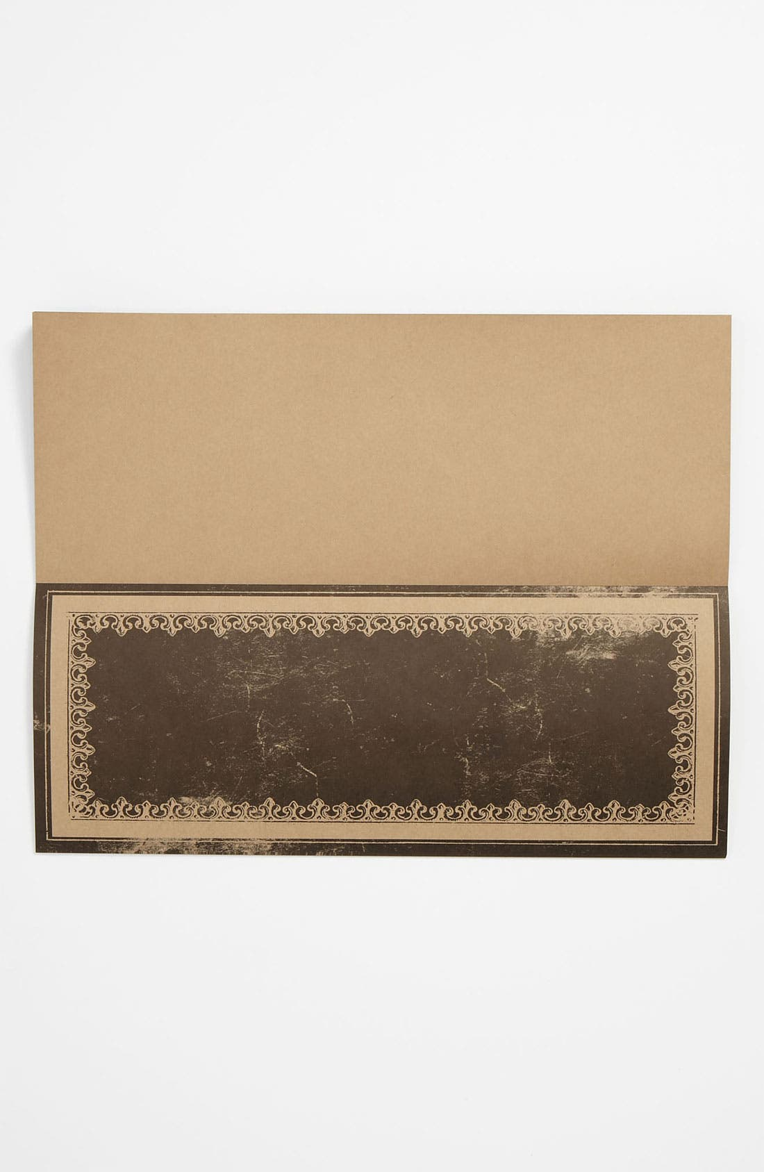 Alternate Image 2  - Kitchen Papers by Cake 'French Black Archival' Cheese Serving Papers