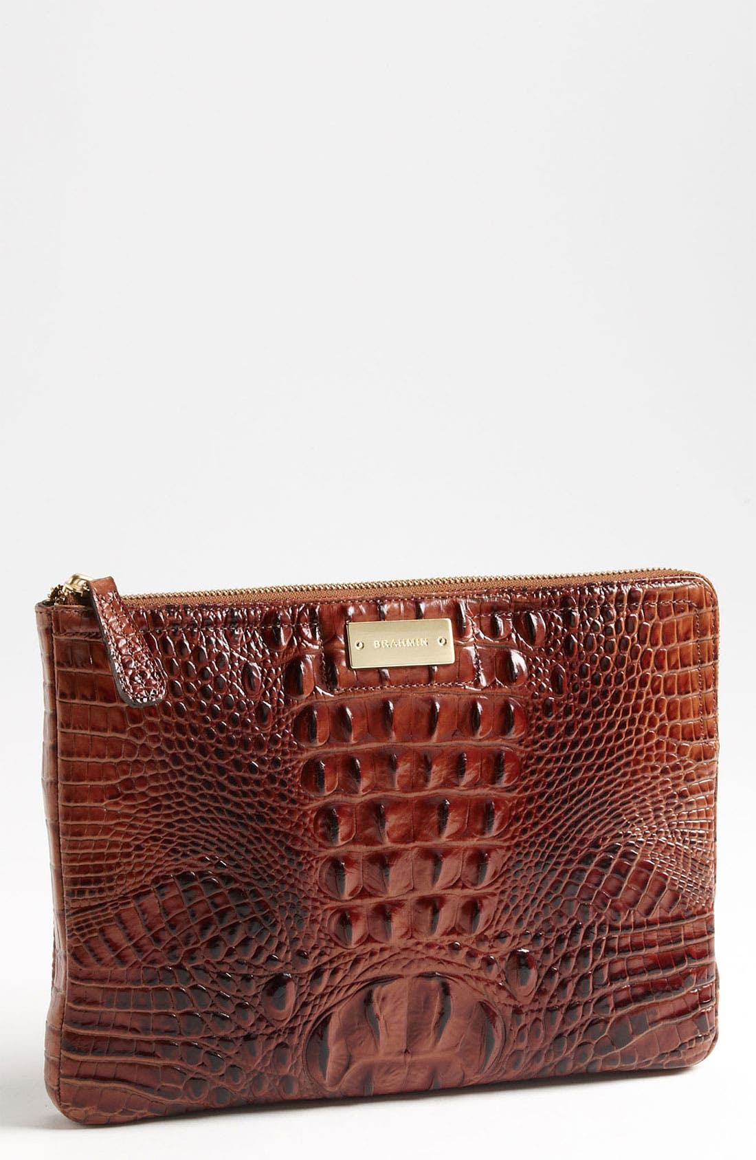 Alternate Image 1 Selected - Brahmin Tablet Clutch
