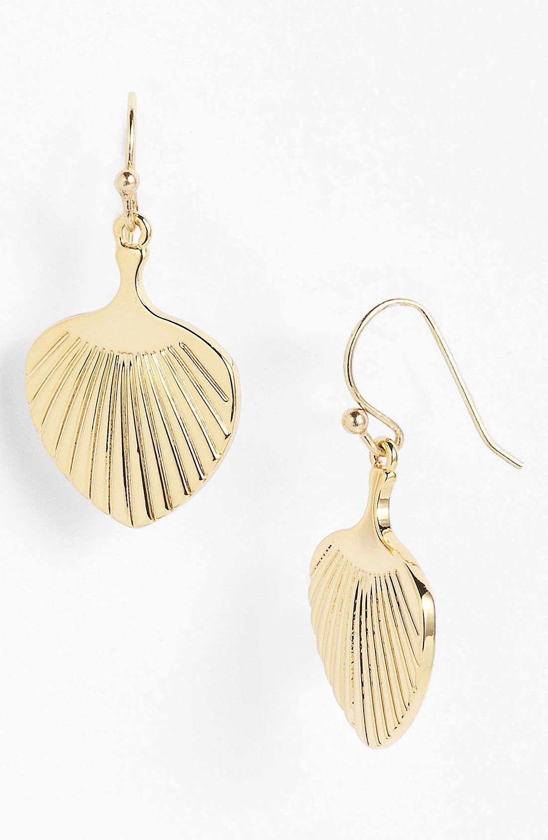 Main Image - kate spade new york 'ikeda' drop earrings