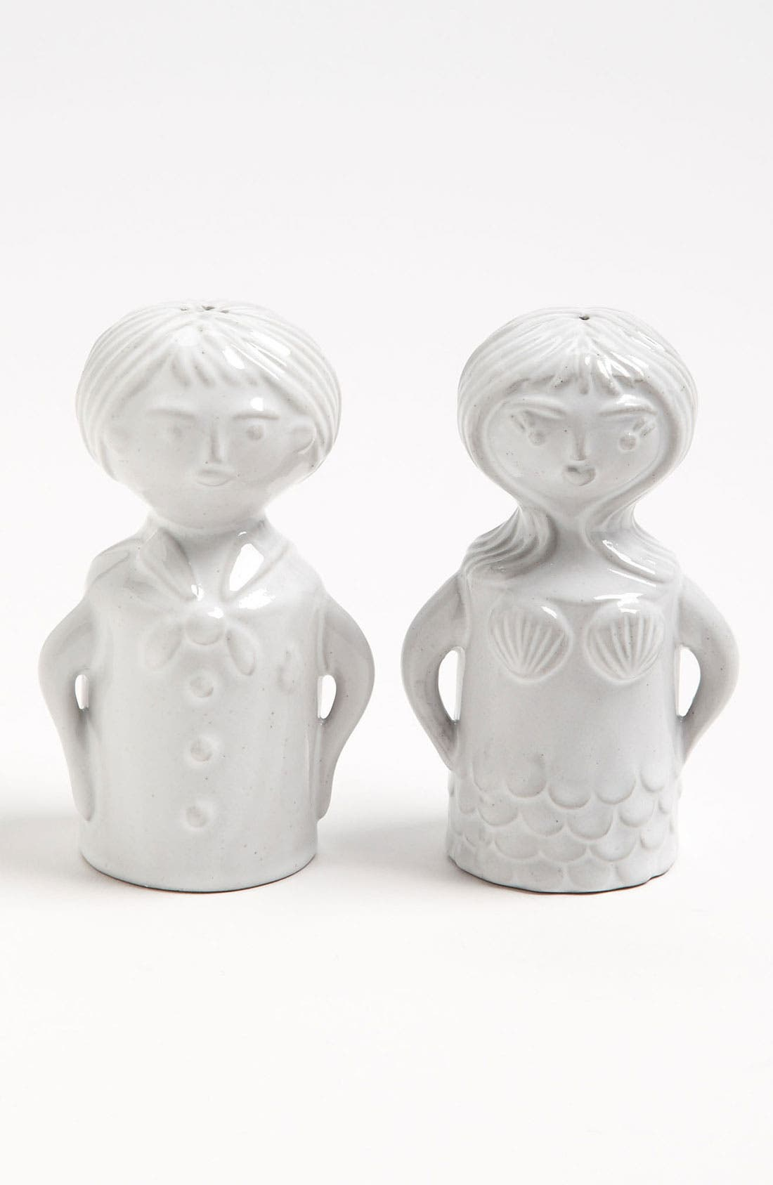 Alternate Image 1 Selected - Jonathan Adler 'Sailor & Siren' Salt & Pepper Shakers