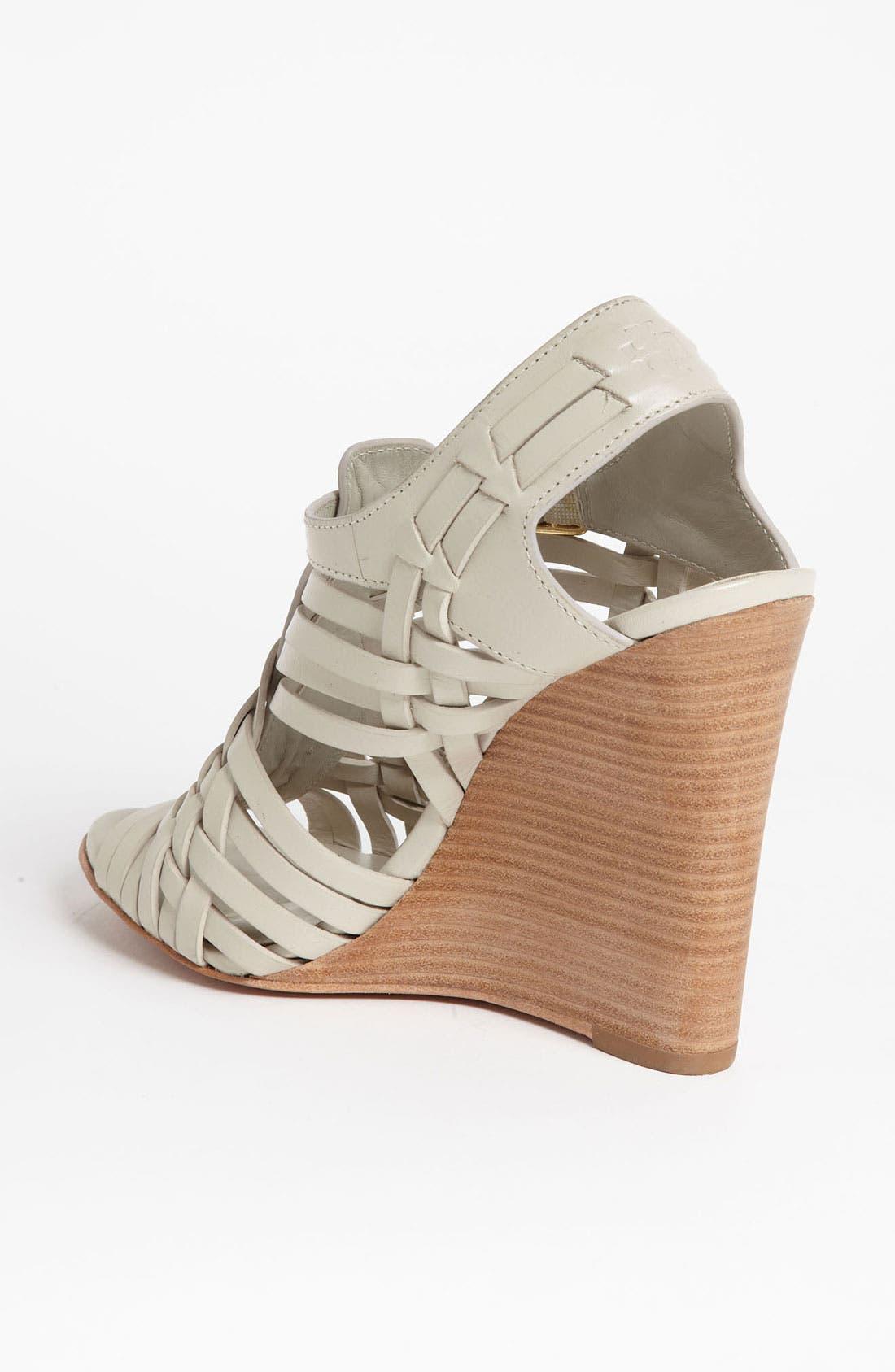 Alternate Image 2  - Tory Burch 'Nadia' Wedge Sandal