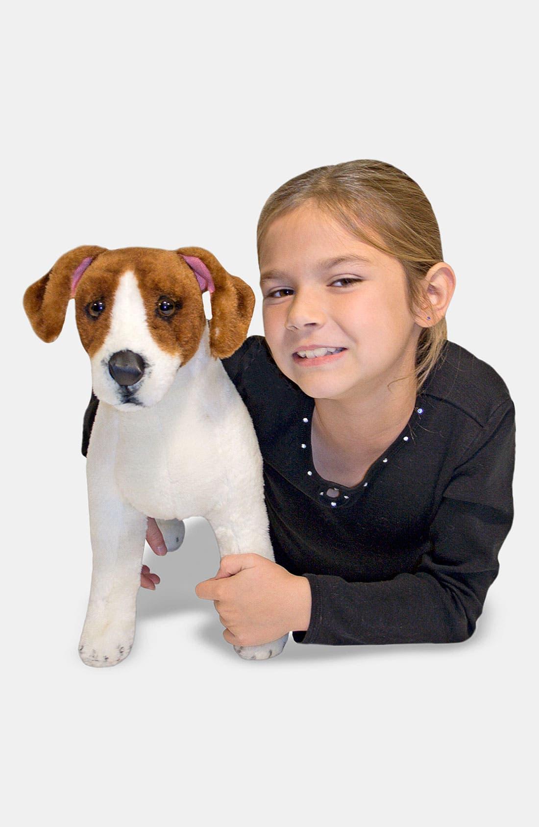 Alternate Image 1 Selected - Melissa & Doug Oversized Jack Russell Terrier