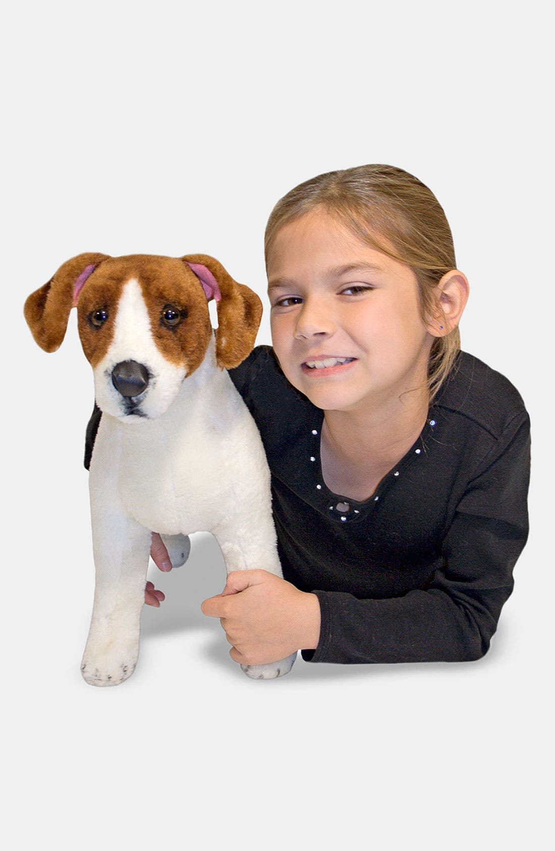 Main Image - Melissa & Doug Oversized Jack Russell Terrier