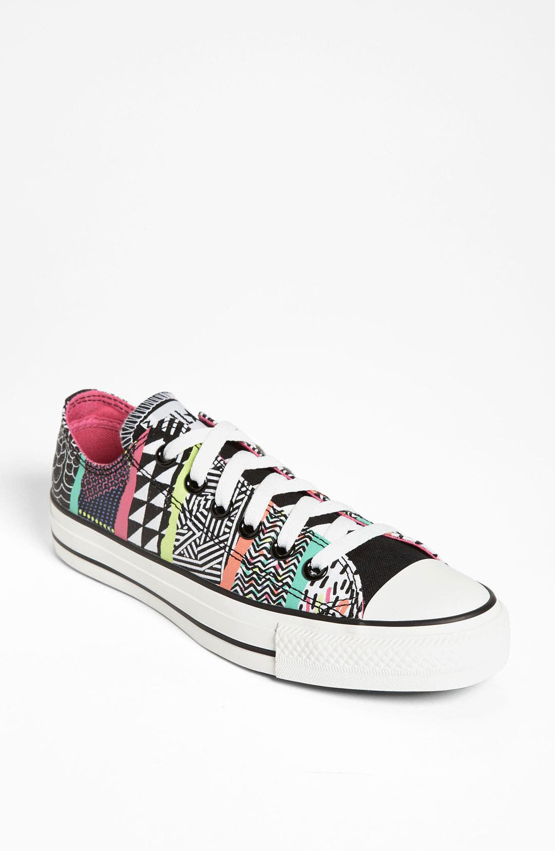 Alternate Image 1 Selected - Converse Chuck Taylor® 'All Star® Multi Print' Sneaker (Women)