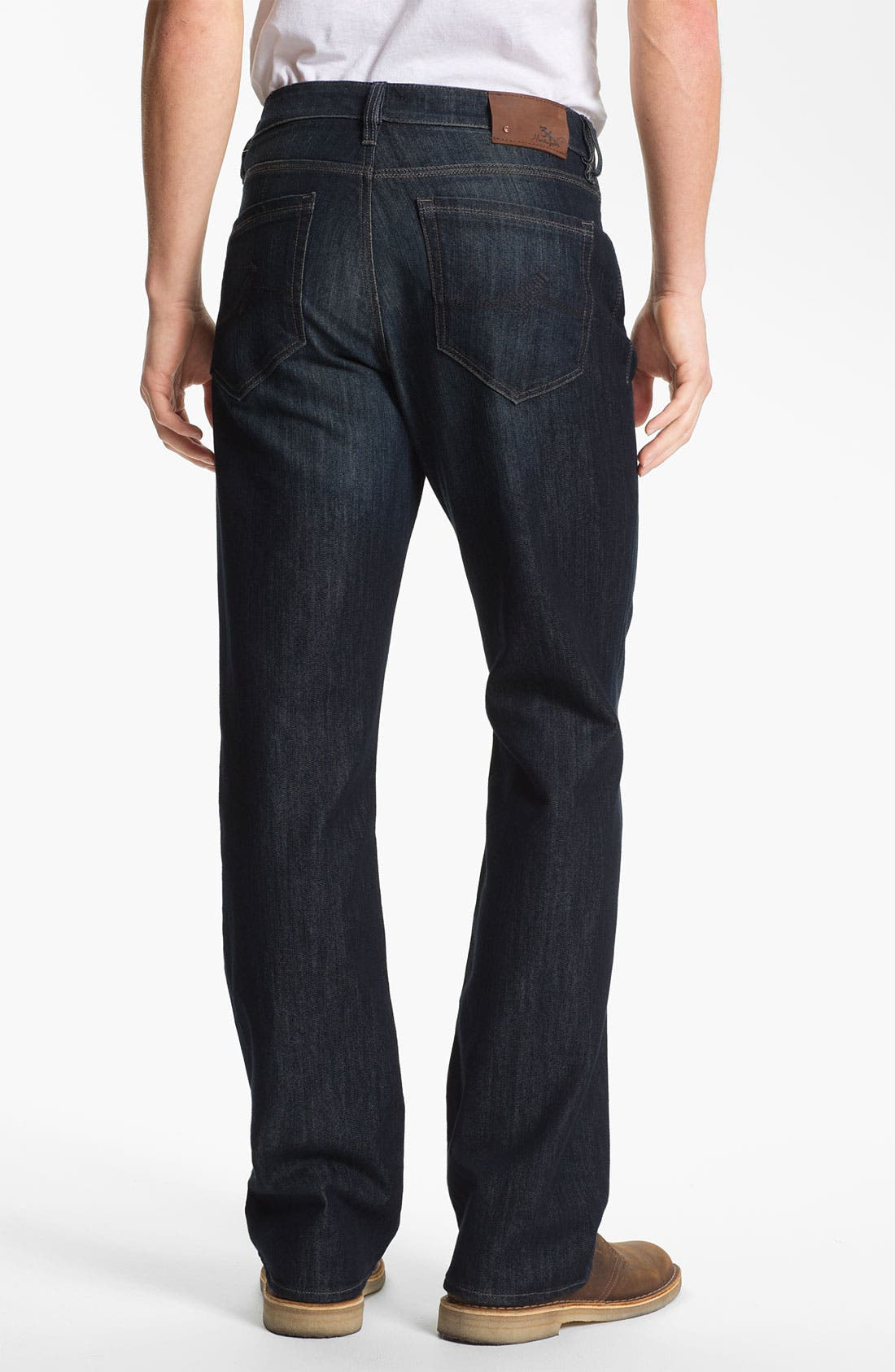 Alternate Image 2  - 34 Heritage 'Charisma' Straight Leg Jeans (Deep) (Online Only)