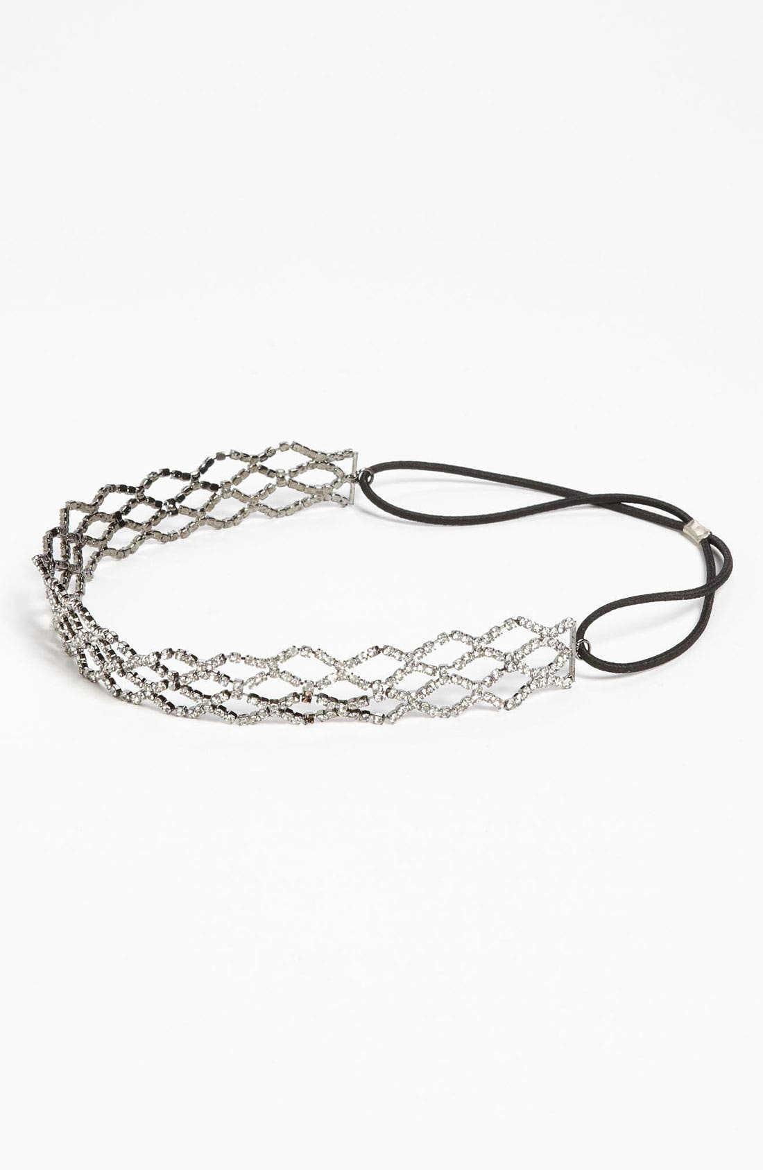 Main Image - BP. Rhinestone Lattice Headband