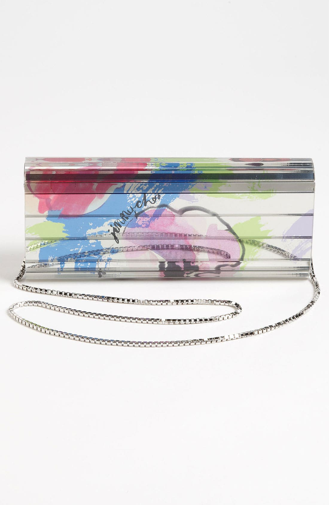 Alternate Image 4  - Jimmy Choo 'Sweetie Mirror' Clutch
