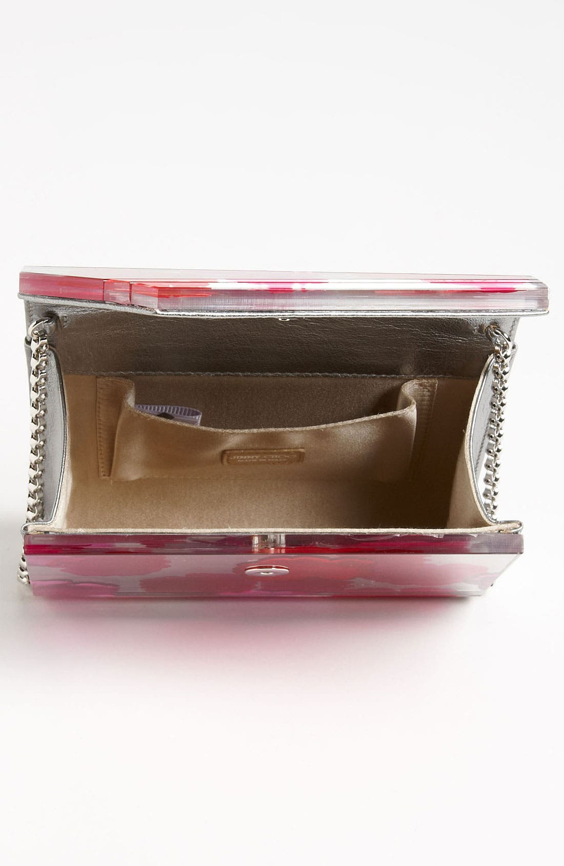 Alternate Image 3  - Jimmy Choo 'Candy Floral' Clutch