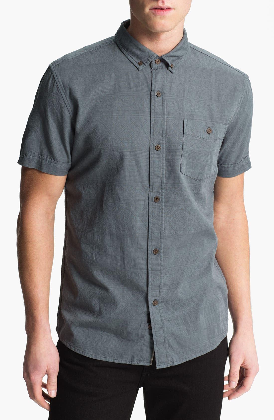 Alternate Image 1 Selected - Zanerobe 'Boho' Woven Shirt