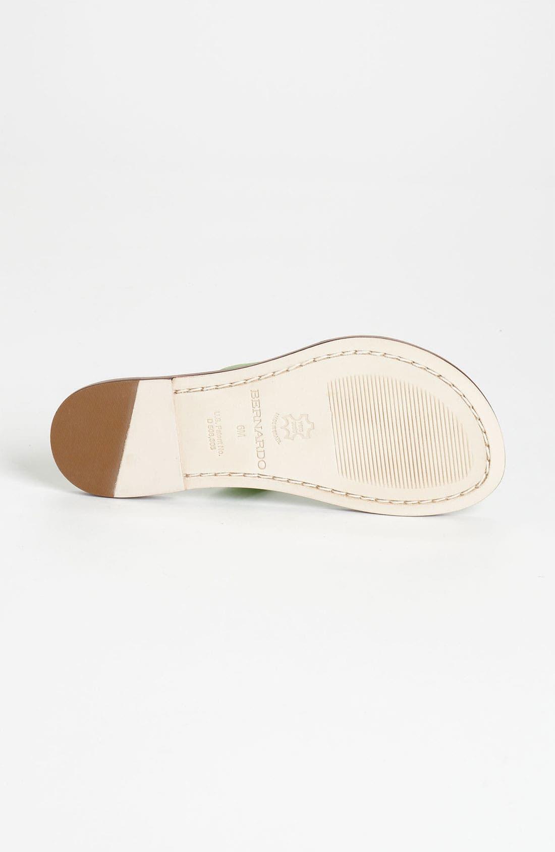 Alternate Image 4  - Bernardo Matrix Sandal