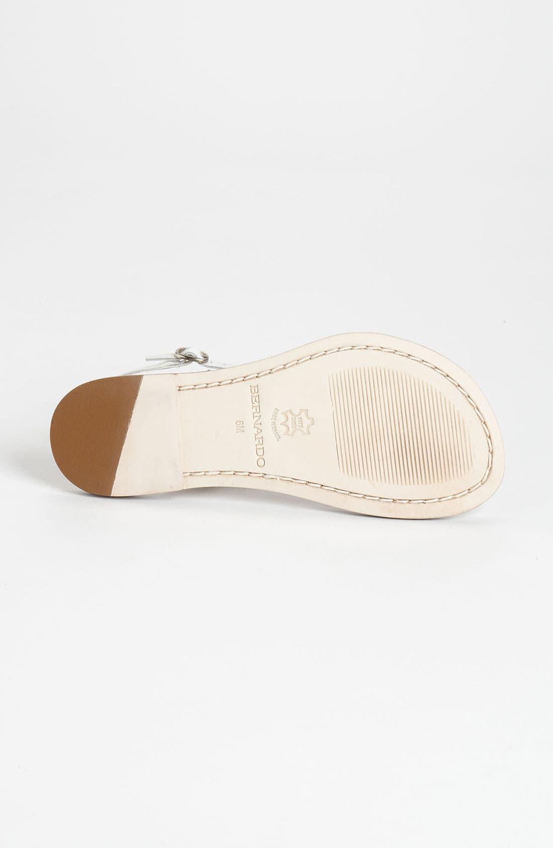 Alternate Image 4  - Bernardo Footwear Merit Sandal