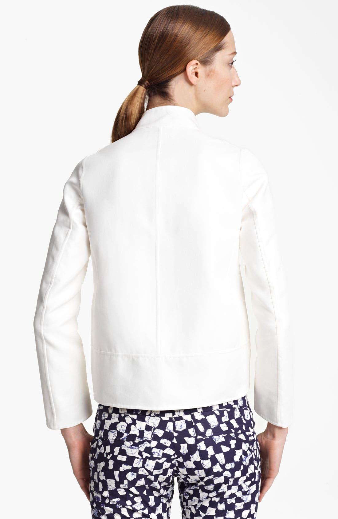 Alternate Image 2  - Jil Sander Gabardine Jacket