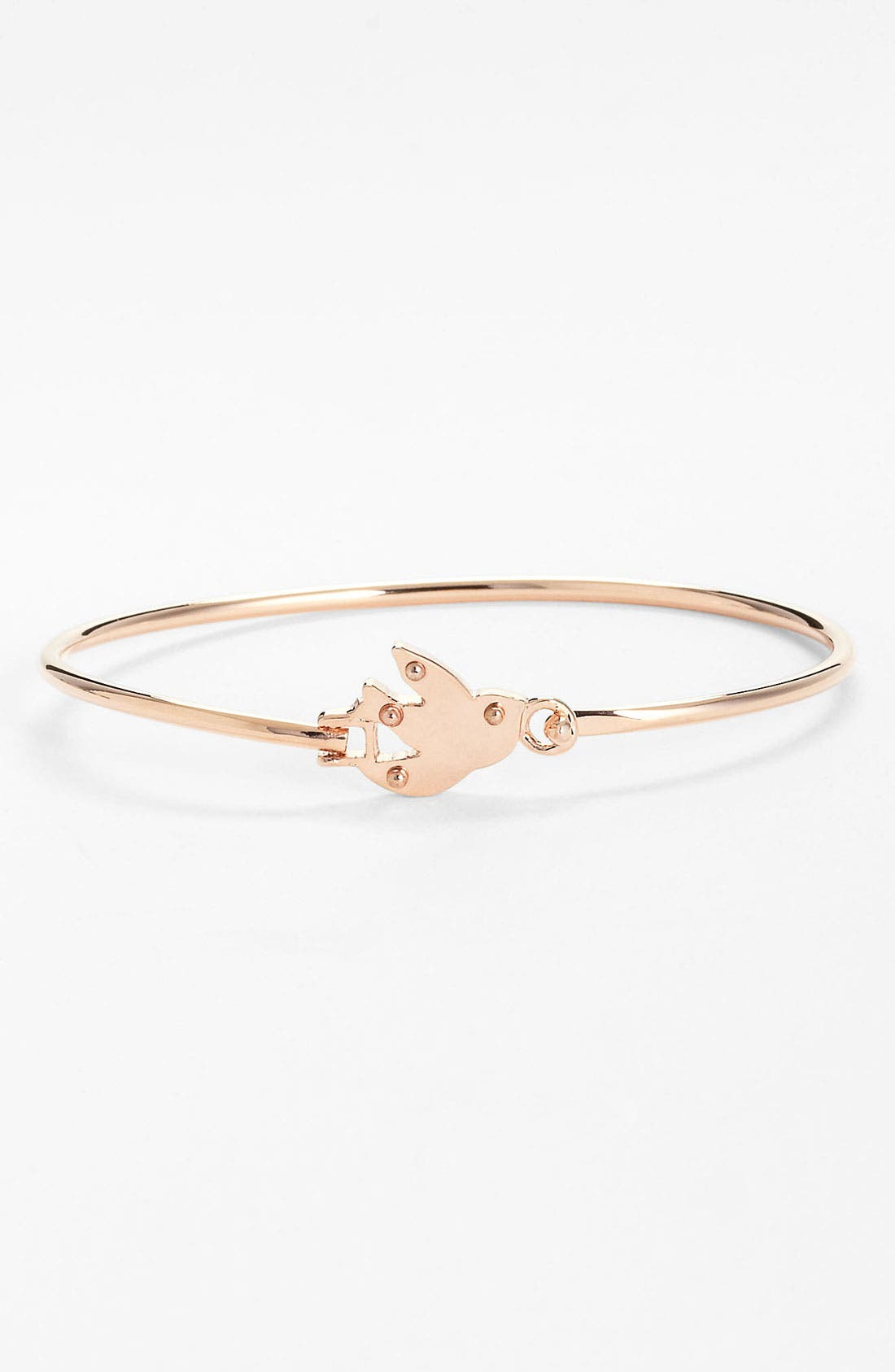 Alternate Image 1 Selected - MARC BY MARC JACOBS 'Petal to the Metal' Bangle