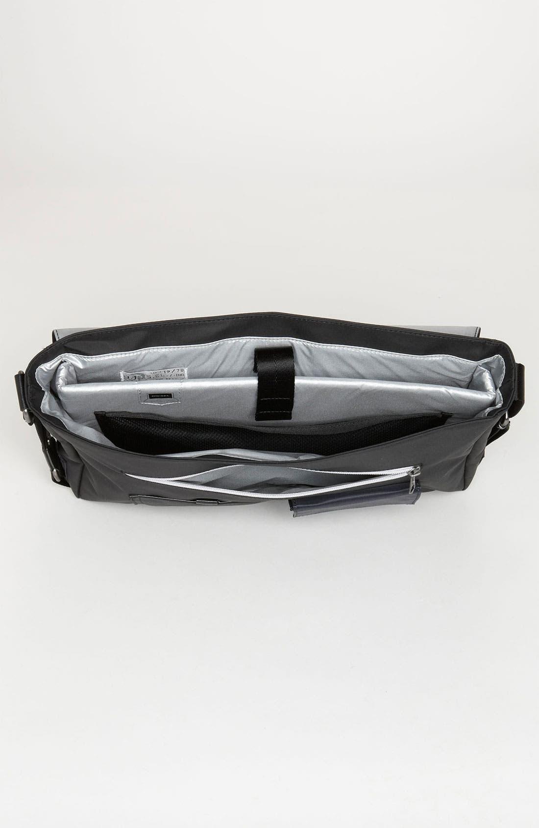 Alternate Image 3  - DIESEL® 'Processor CPU' Laptop Crossbody Bag