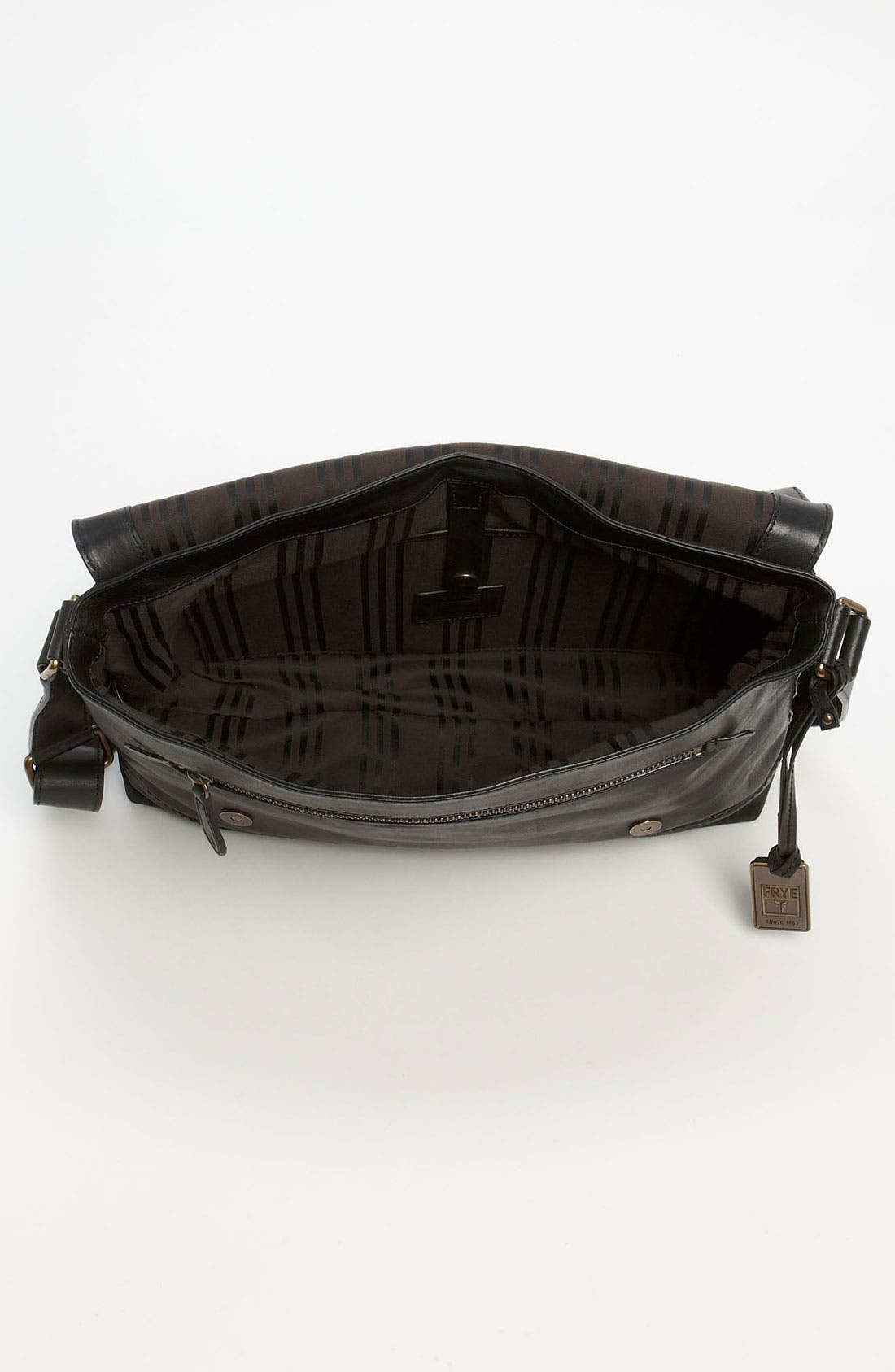 Alternate Image 3  - Frye 'James' Leather Messenger Bag