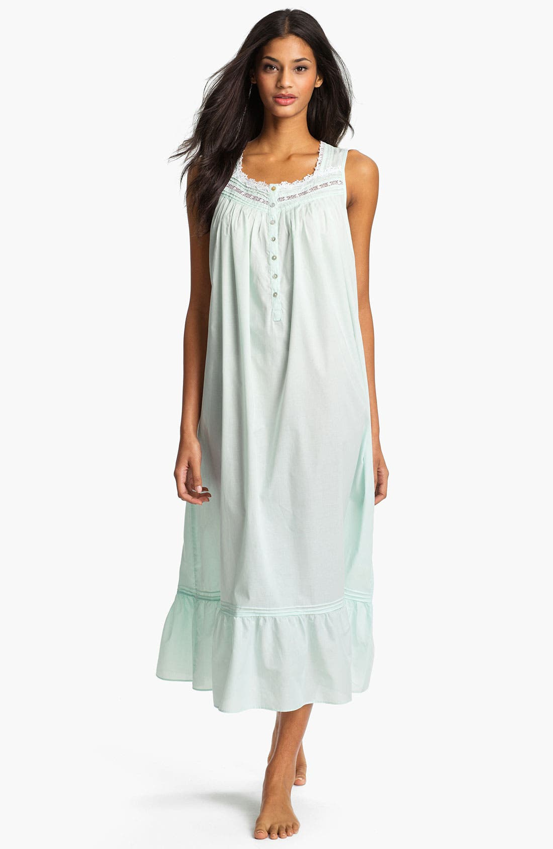 Alternate Image 1 Selected - Eileen West 'Glass Sky' Ballet Nightgown