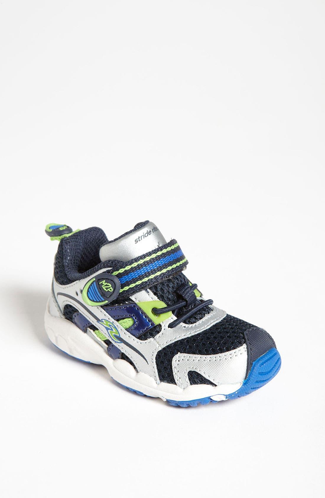 Alternate Image 1 Selected - Stride Rite 'Baby Thorpe' Sneaker (Baby, Walker & Toddler)