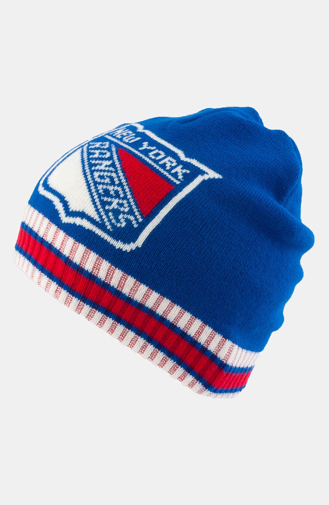 Alternate Image 1 Selected - American Needle 'New York Rangers - Right Wing' Knit Hat