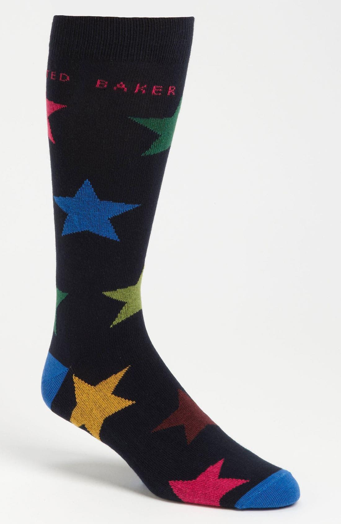 Alternate Image 1 Selected - Ted Baker London 'Big Star' Socks