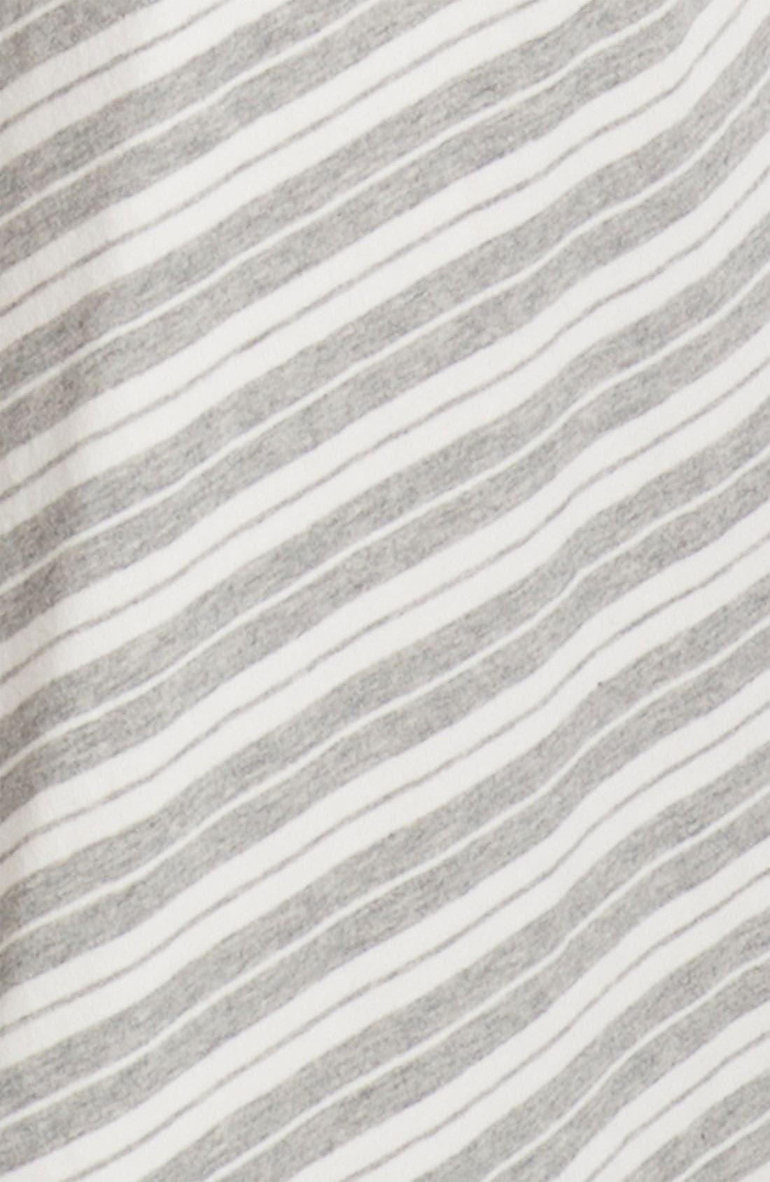 Alternate Image 3  - Olive & Oak Chevron Stripe Maxi Dress