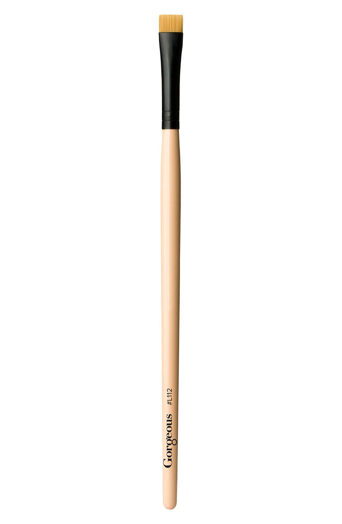 Gorgeous Cosmetics 'L112' Multi Liner Brush