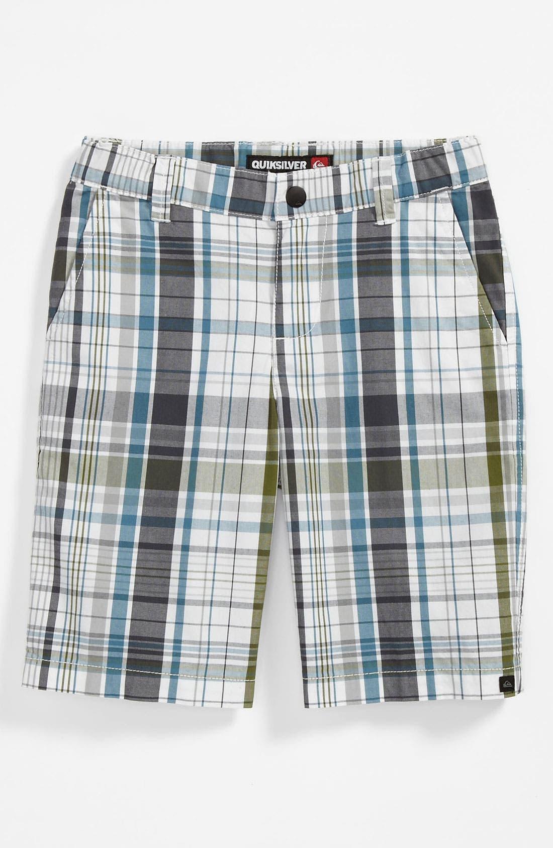 Alternate Image 1 Selected - Quiksilver 'Cordova' Shorts (Little Boys)