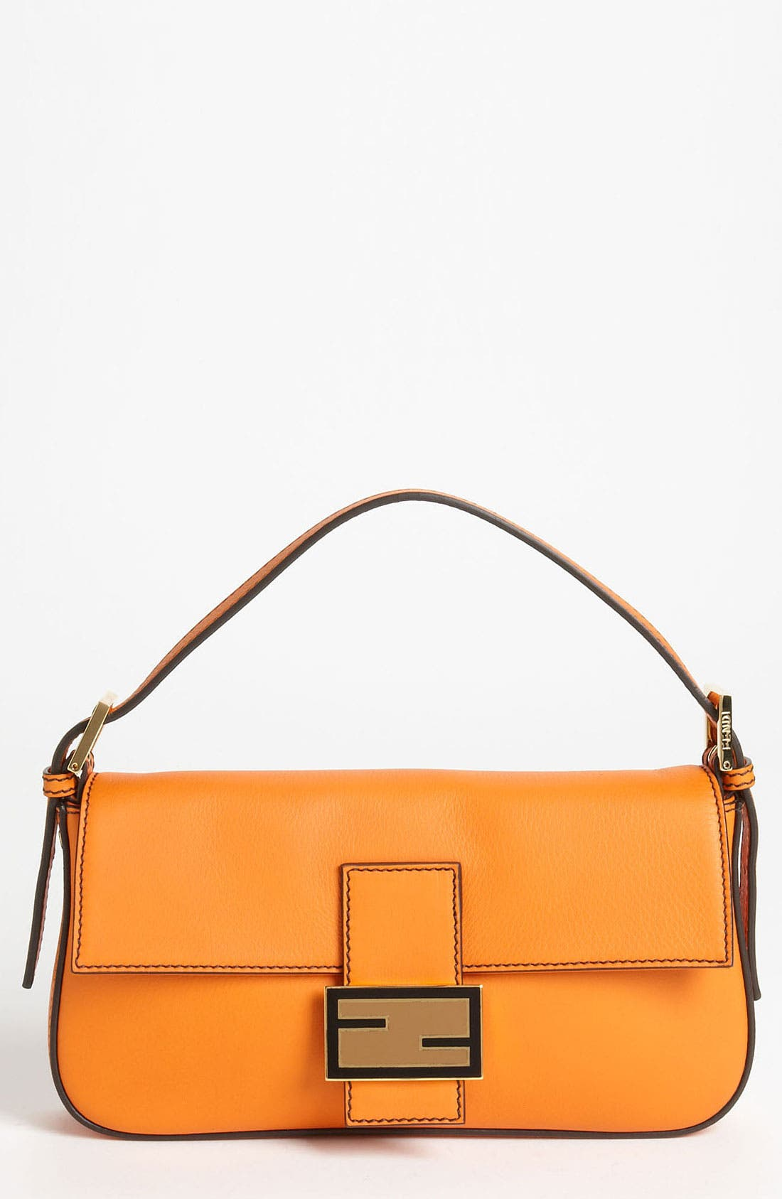 Alternate Image 1 Selected - Fendi Leather Baguette