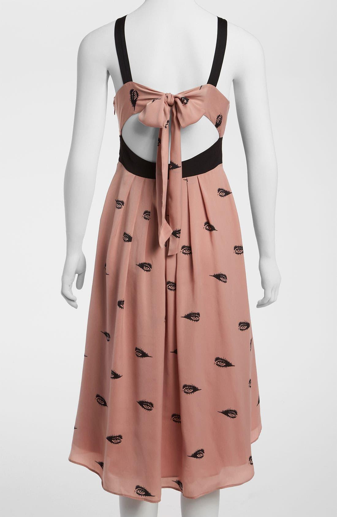 Alternate Image 2  - Viva Vena! Print Dress