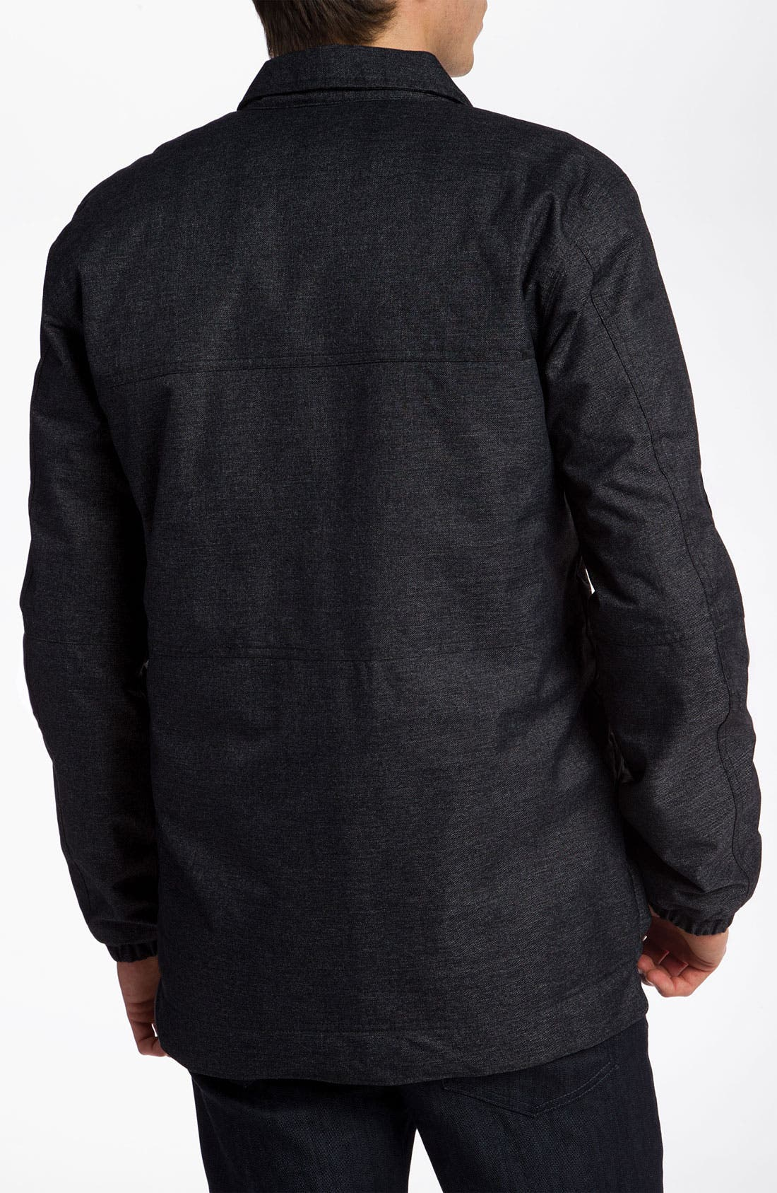 Alternate Image 2  - Quiksilver 'Convoy' Reversible Jacket