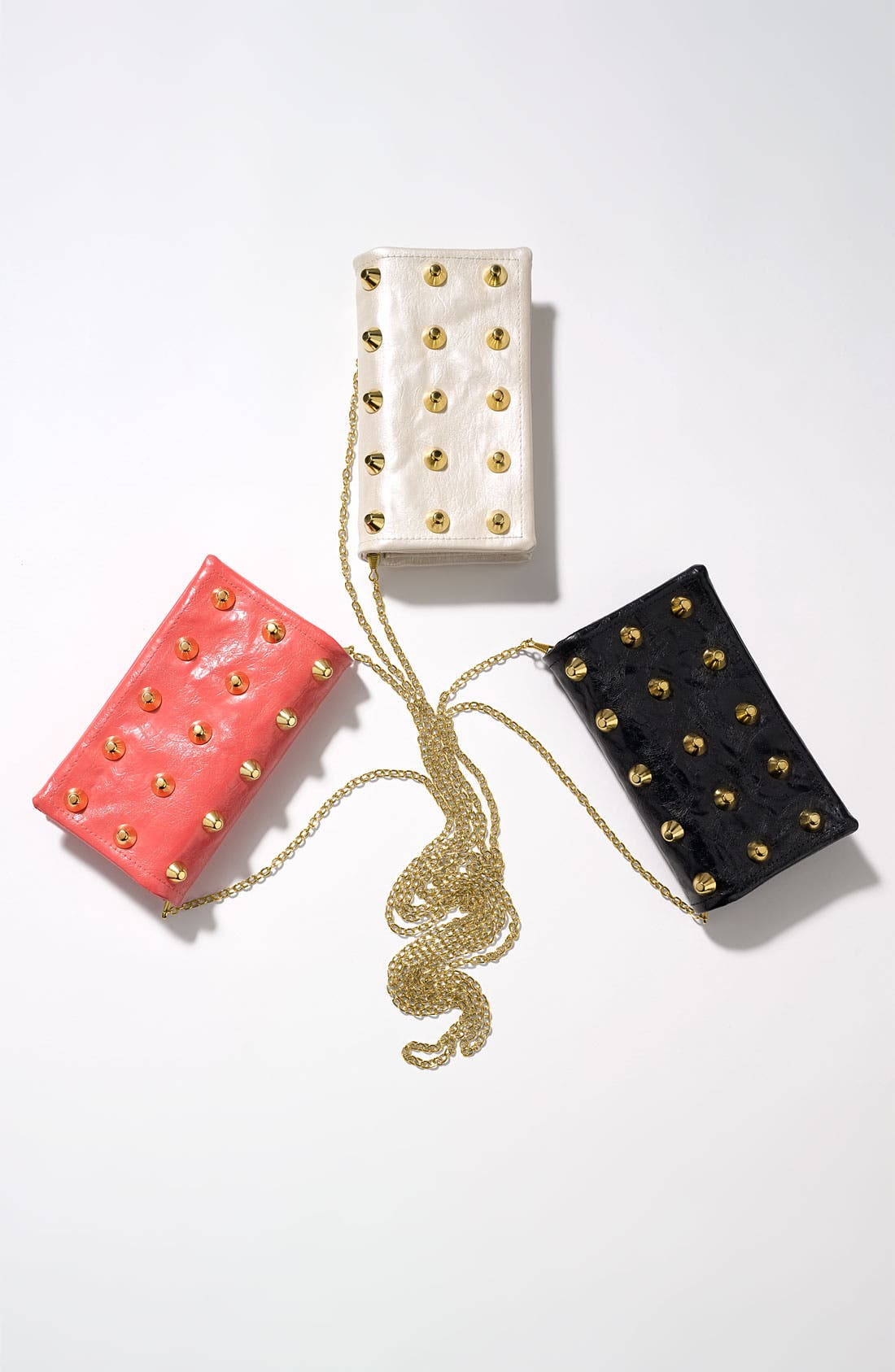 Alternate Image 5  - Under One Sky Studded Convertible Clutch