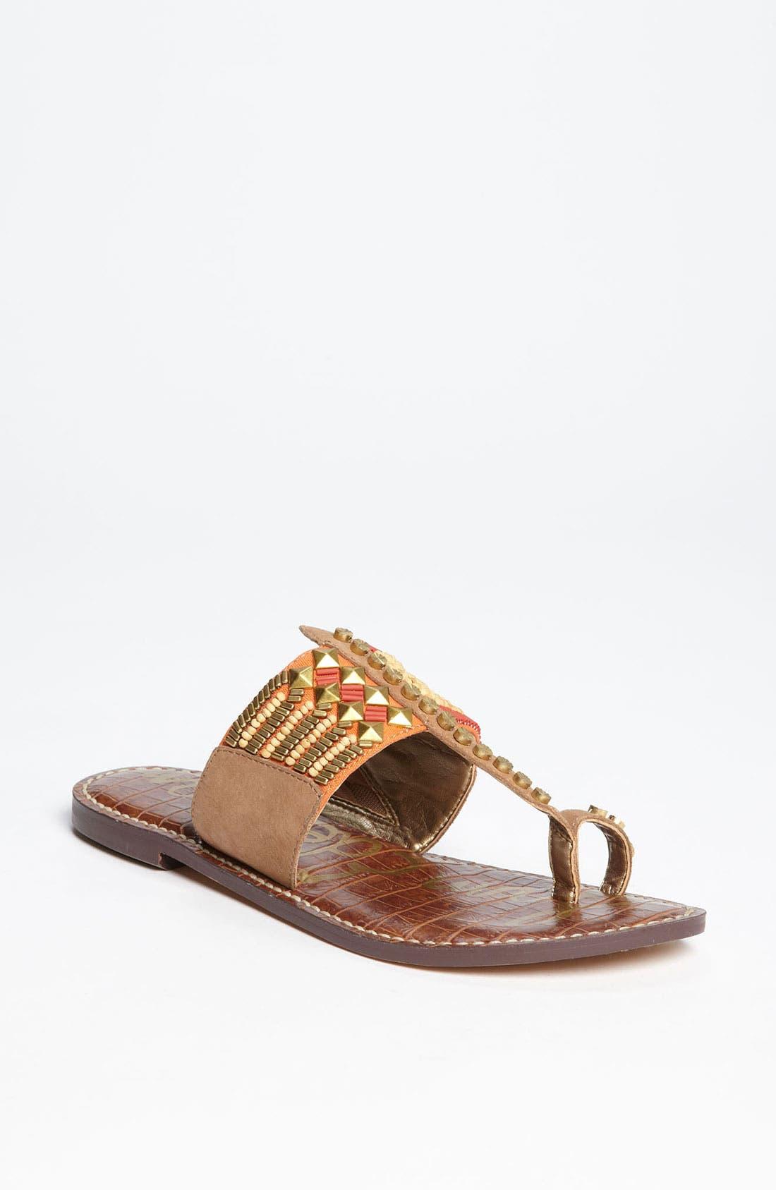 Alternate Image 1 Selected - Sam Edelman 'Gideon' Sandal