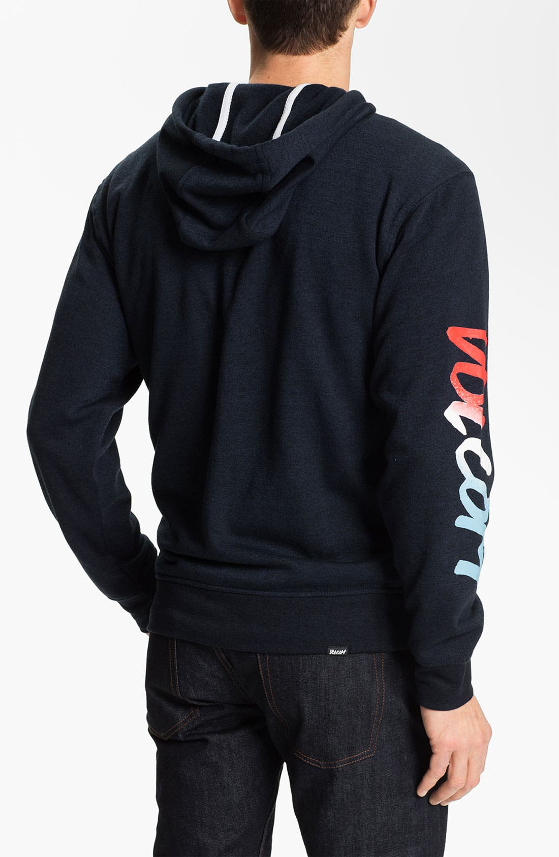 Alternate Image 2  - Volcom 'Offshore' Zip Hoodie