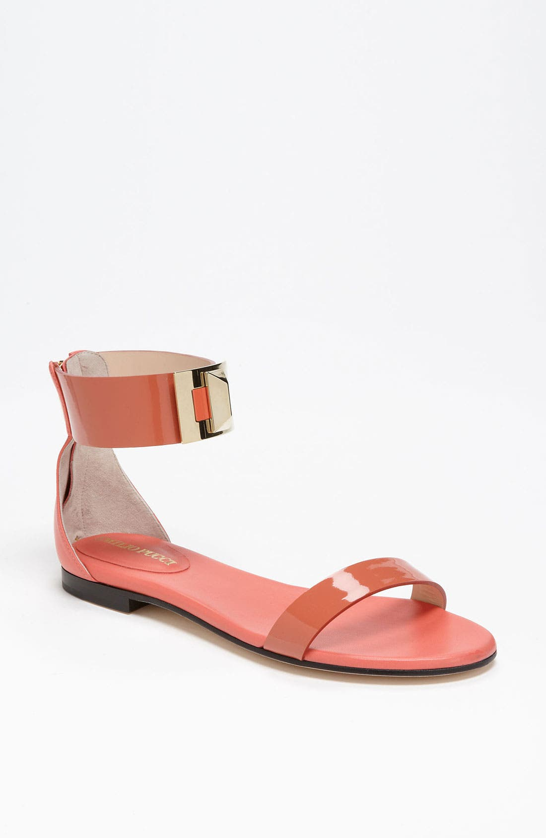 Alternate Image 1 Selected - Emilio Pucci 'Marquise' Flat Sandal