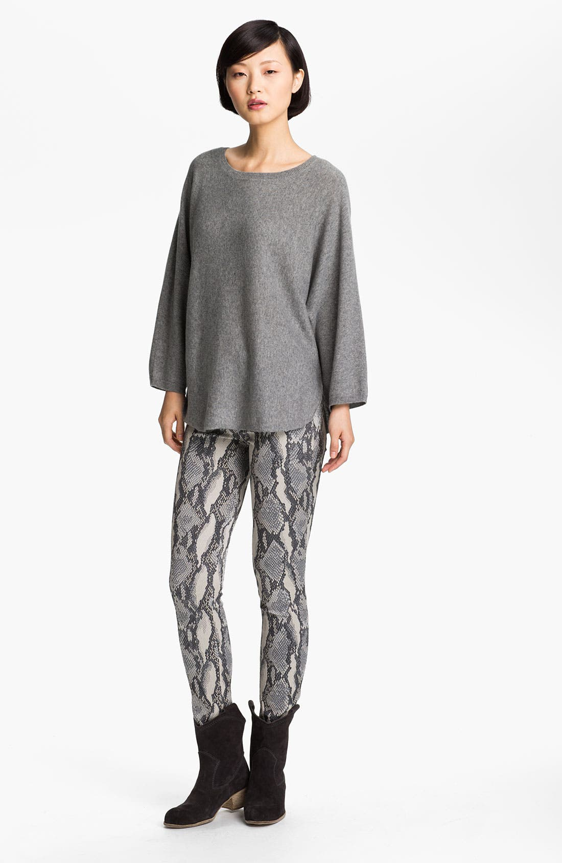 Main Image - Zadig & Voltaire 'Banko' Embellished Cashmere Sweater