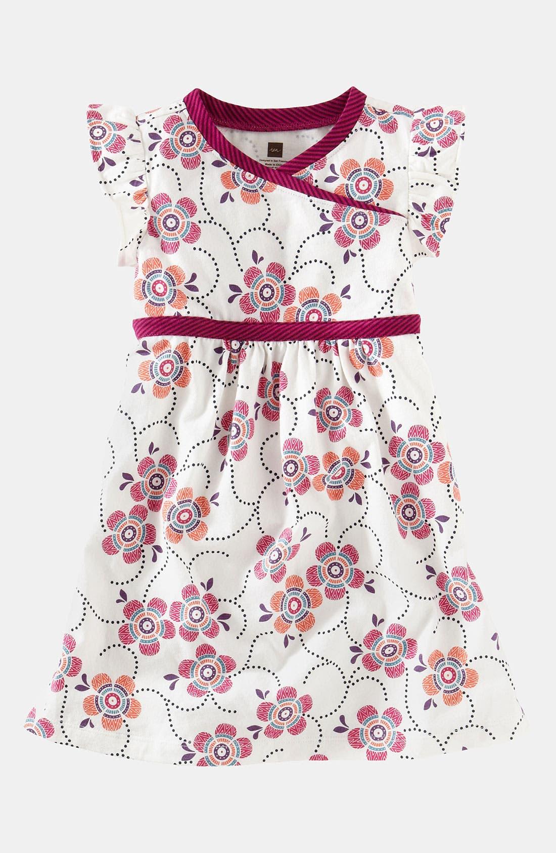 Main Image - Tea Collection 'Joburg' Dress (Toddler, Little Girls & Big Girls)