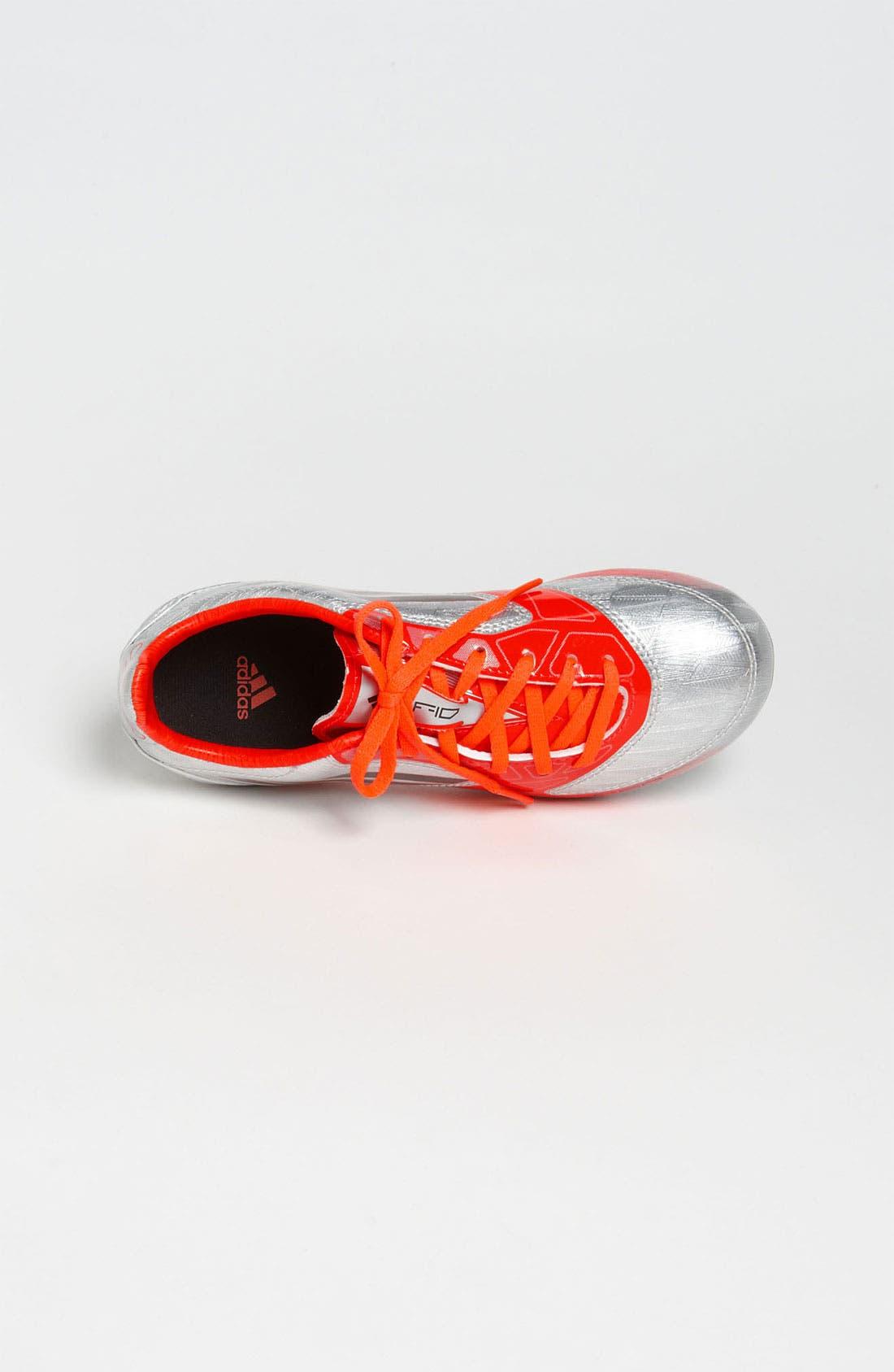Alternate Image 3  - adidas 'TRX FG' Soccer Cleats (Toddler, Little Kid & Big Kid)