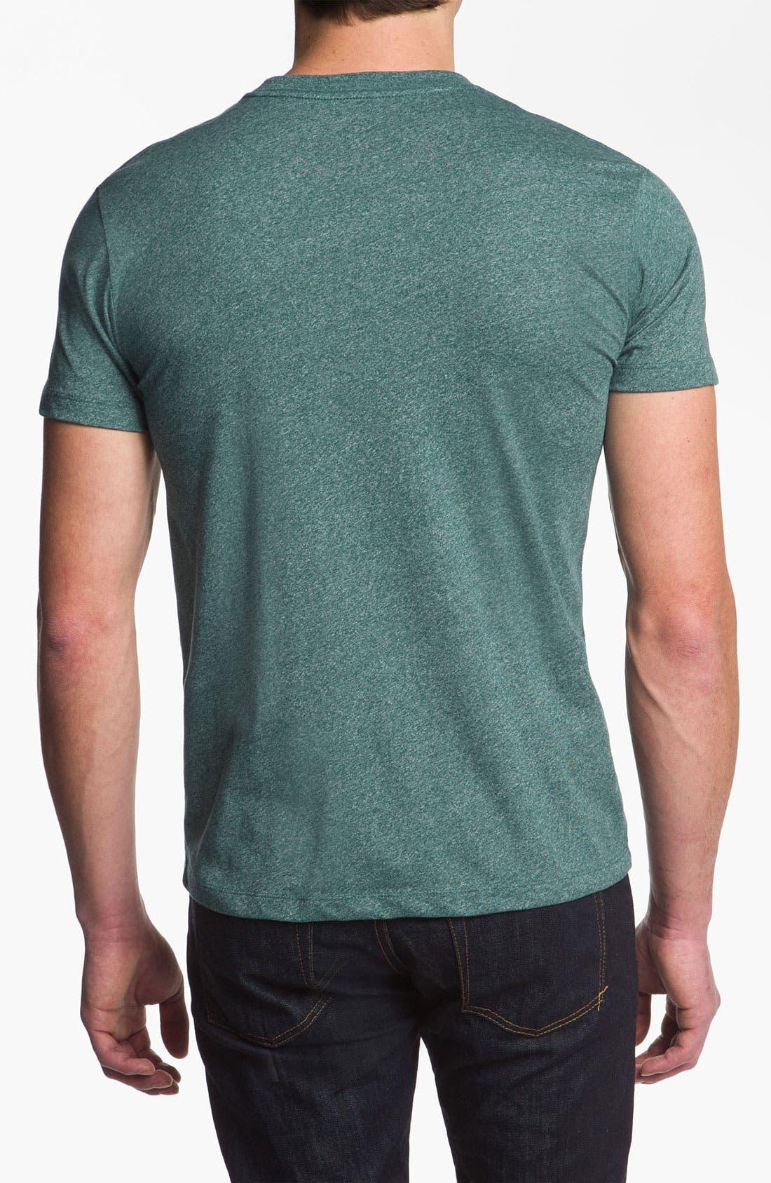Alternate Image 2  - RVCA 'Flipped Box' Graphic T-Shirt