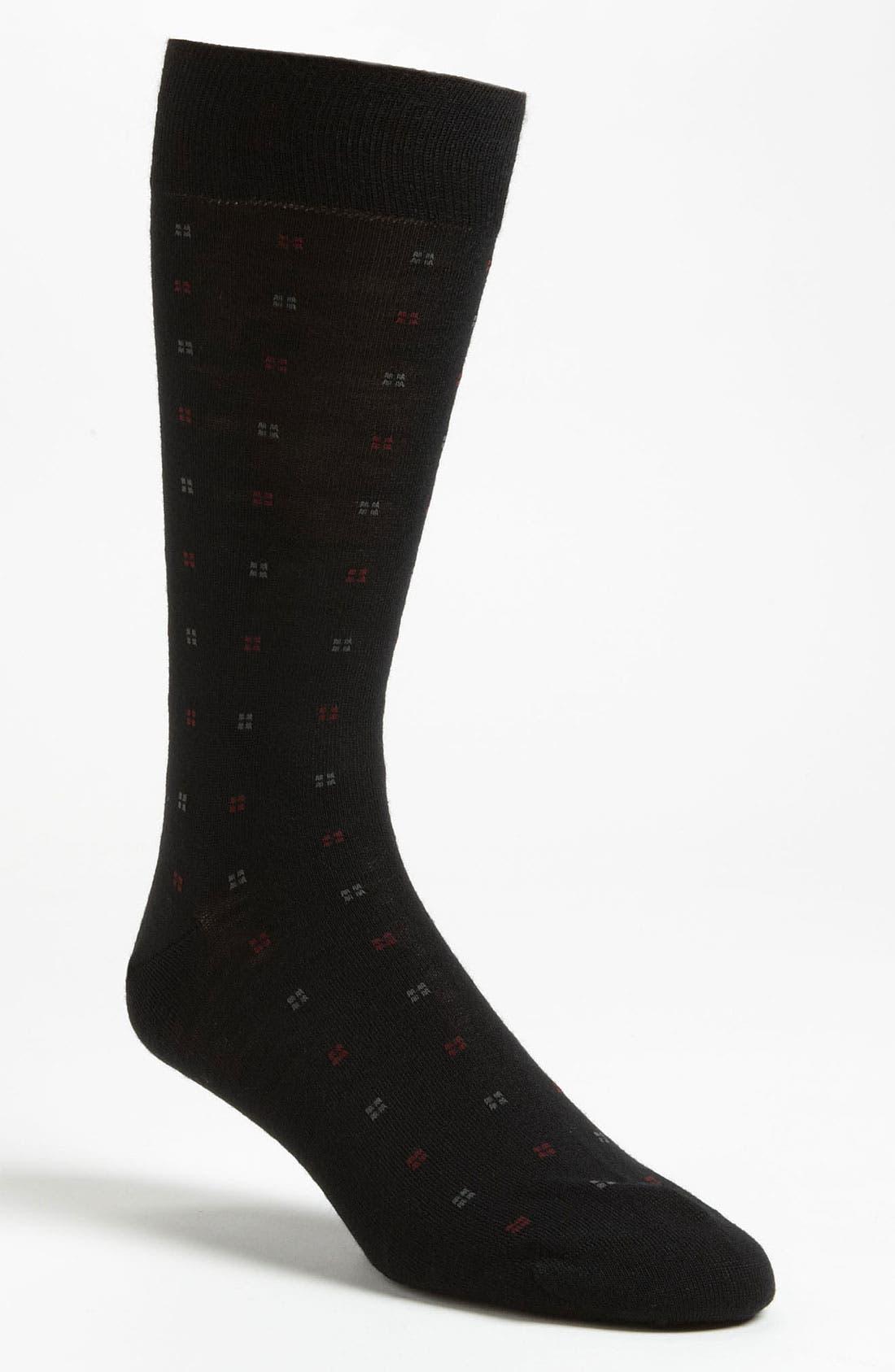 Alternate Image 1 Selected - Pantherella Wool Blend Socks