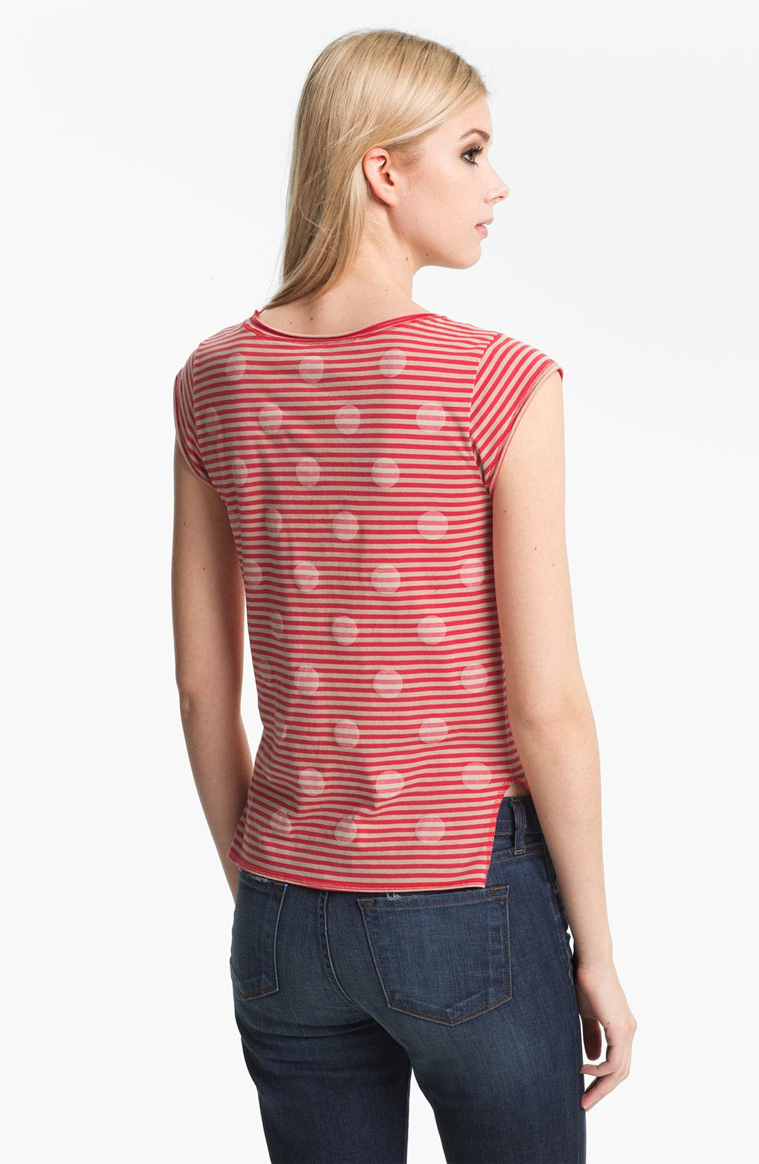 Alternate Image 2  - MARC BY MARC JACOBS 'Willa' Dot Stripe Tank