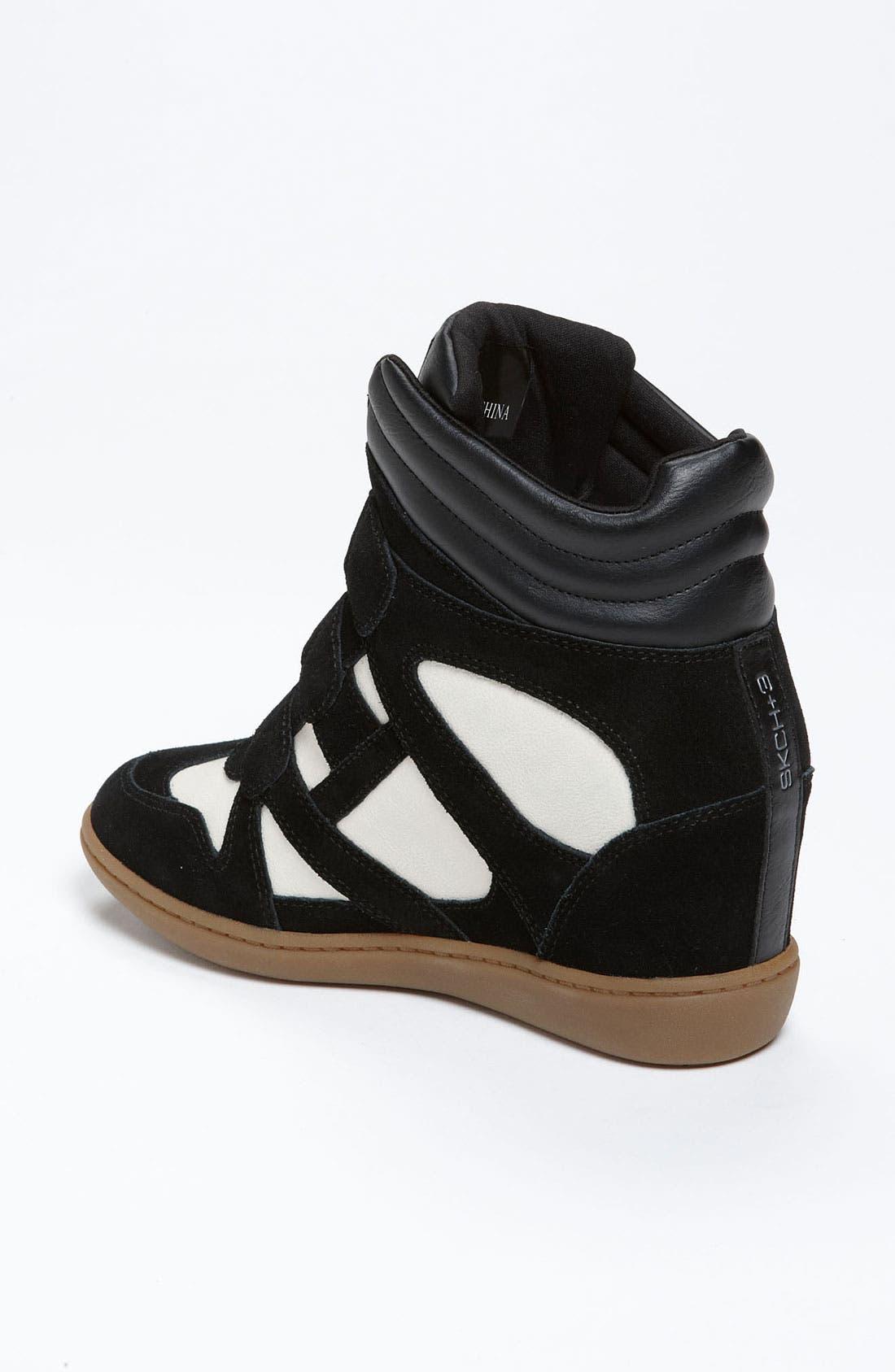 Alternate Image 2  - SKECHERS 'Raise Your Glass' Wedge Sneaker (Women)
