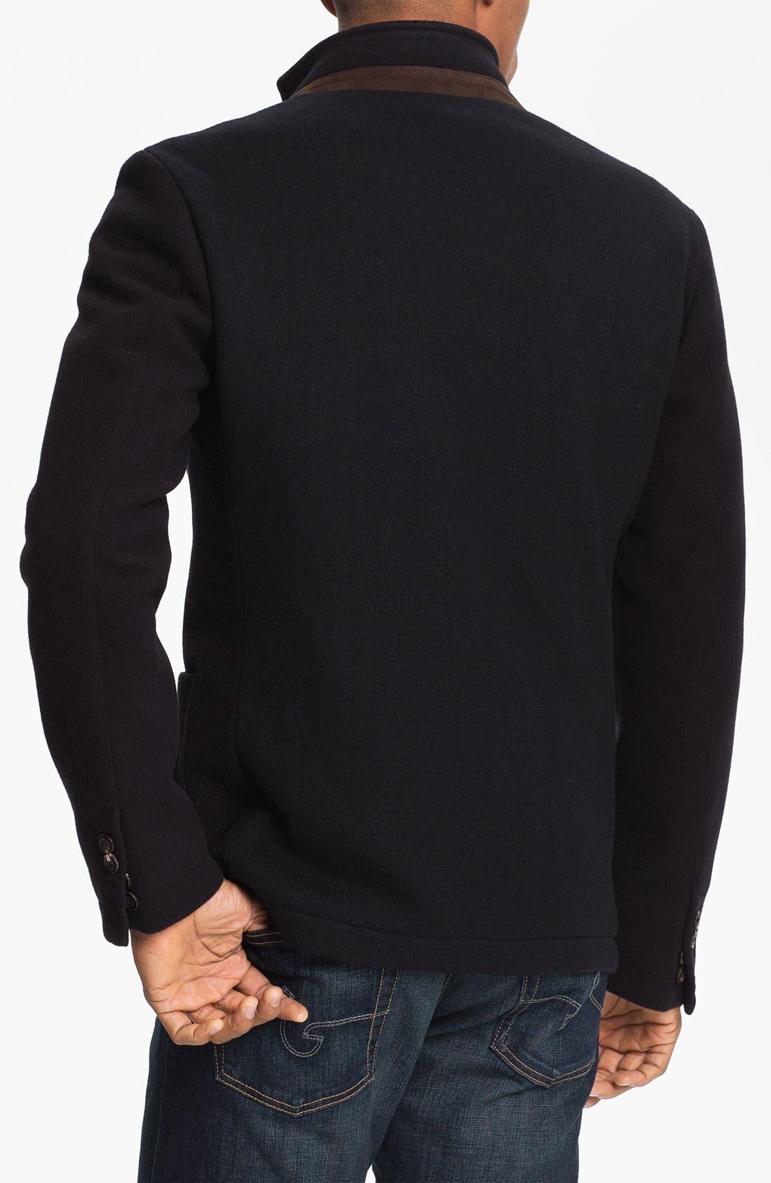 Alternate Image 2  - Pal Zileri Wool Blend Jacket