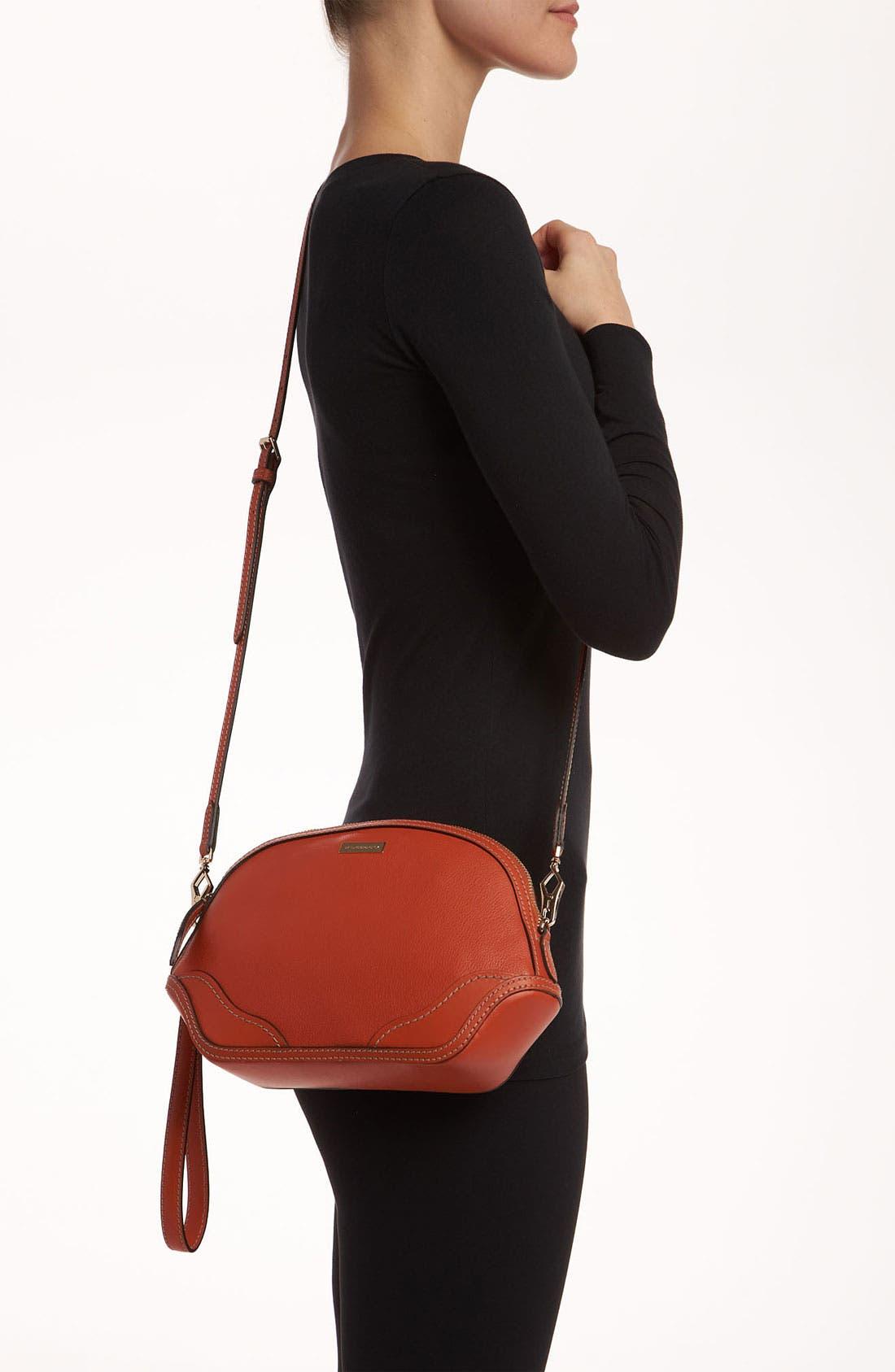 Alternate Image 2  - Burberry 'Classic Grainy' Leather Crossbody Bag