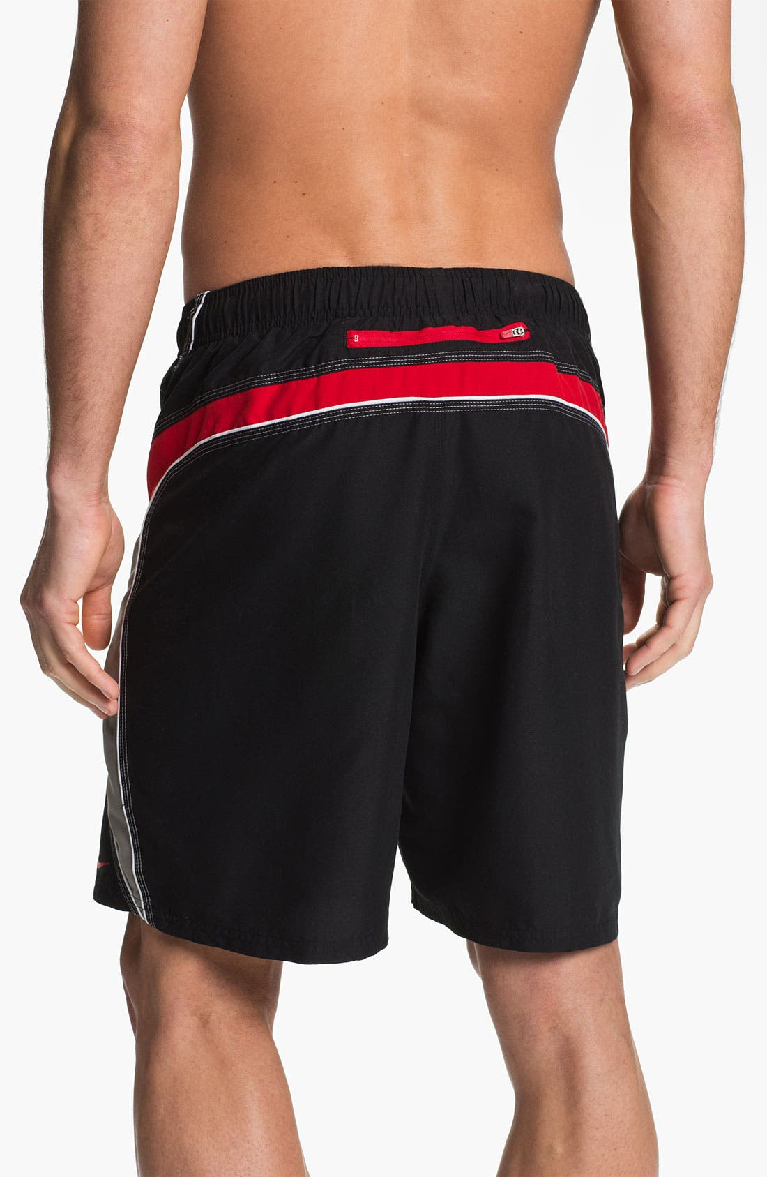 Alternate Image 2  - Nike 'Departed' Volley Shorts
