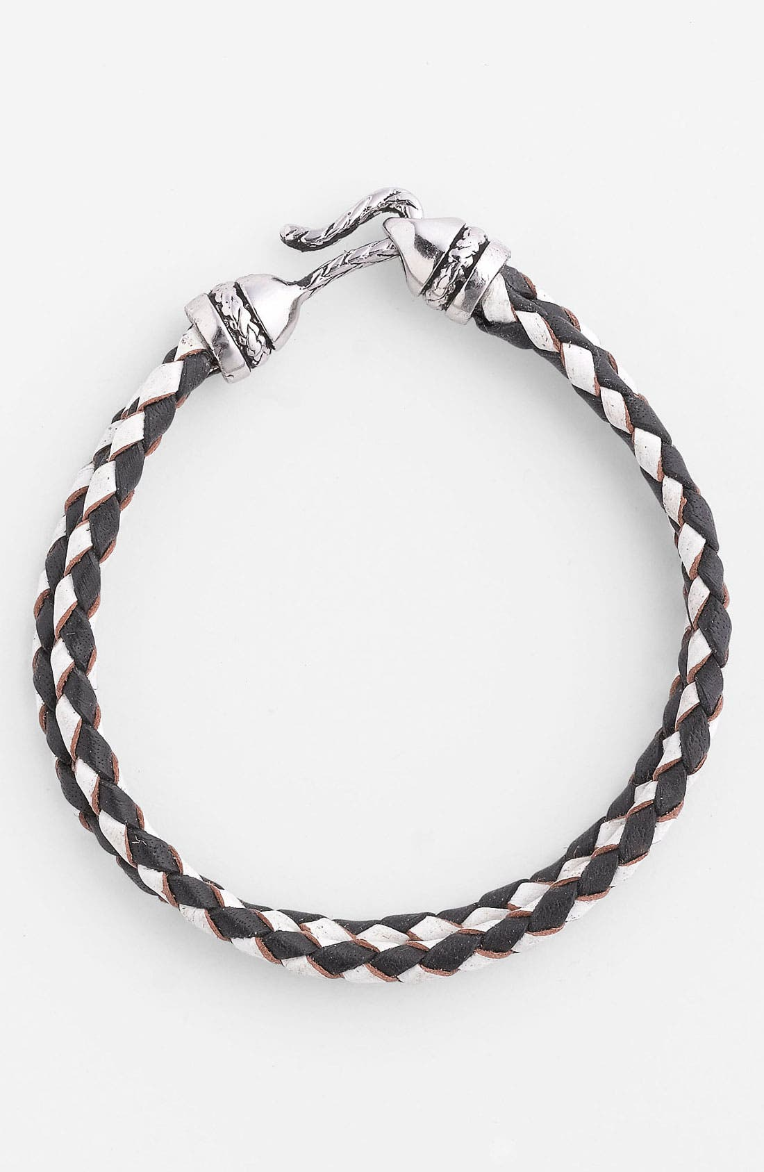 Alternate Image 1 Selected - Zack Double Braided Bracelet