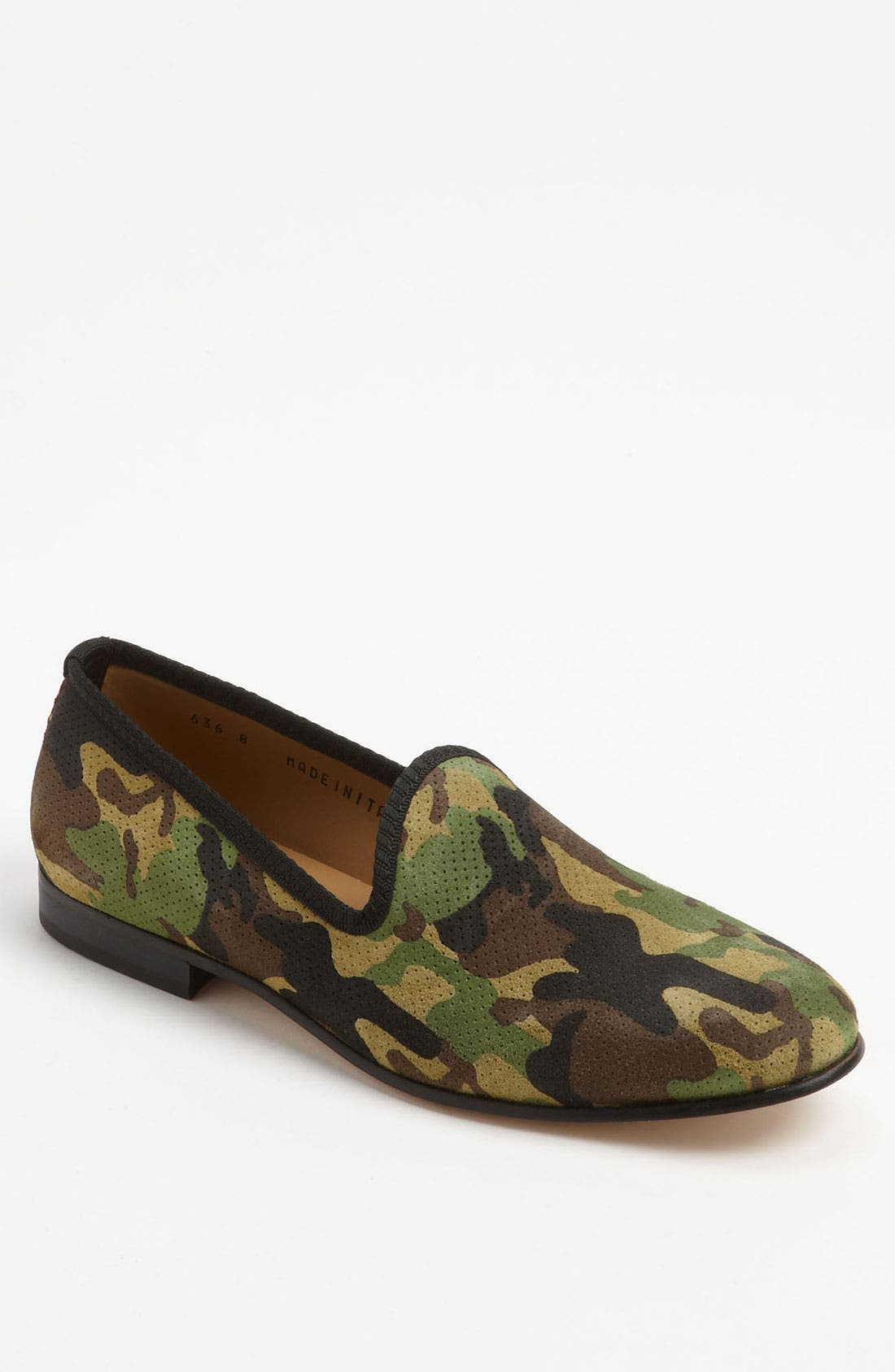 Alternate Image 1 Selected - Del Toro Camo Loafer