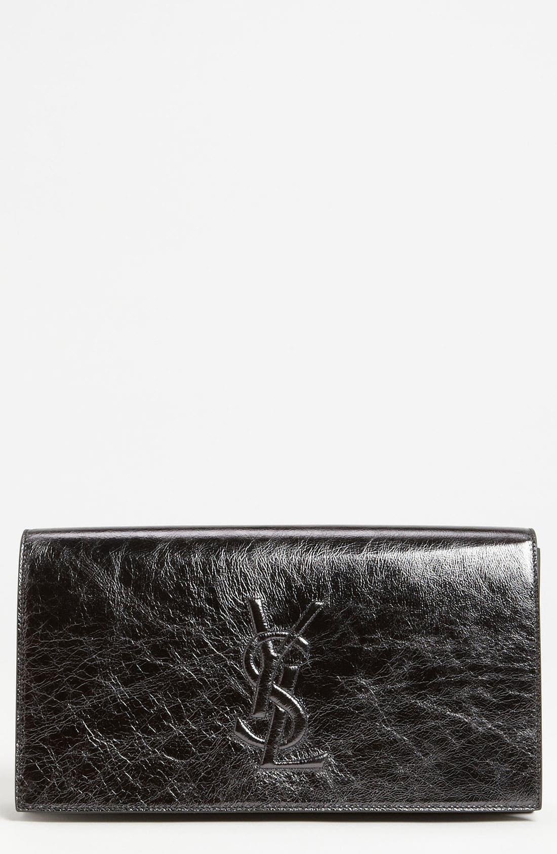 Main Image - Saint Laurent 'Belle de Jour' Clutch